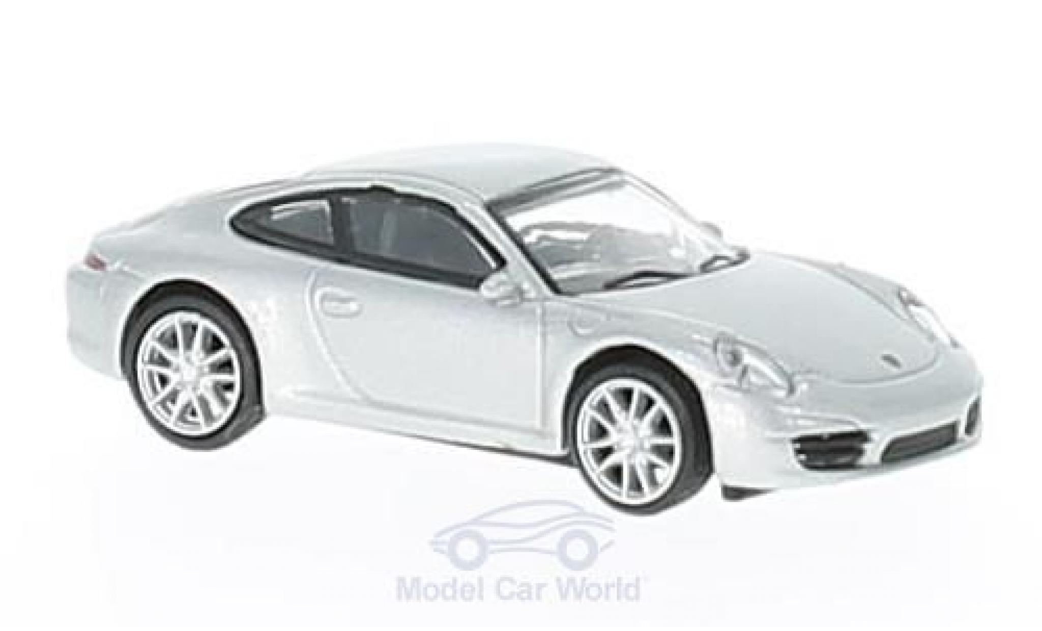 Carrera S silber 991 1//87 Schuco Porsche 911