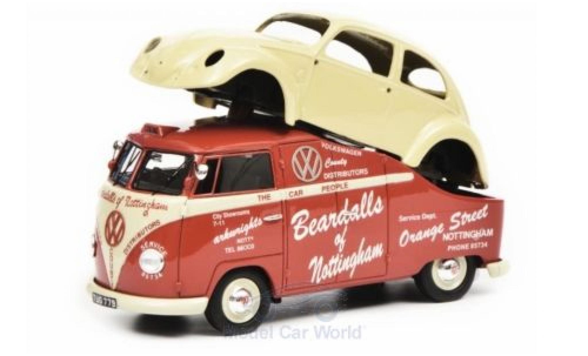 Volkswagen T1 1/43 Schuco ProR a Beardalls of Nottingham