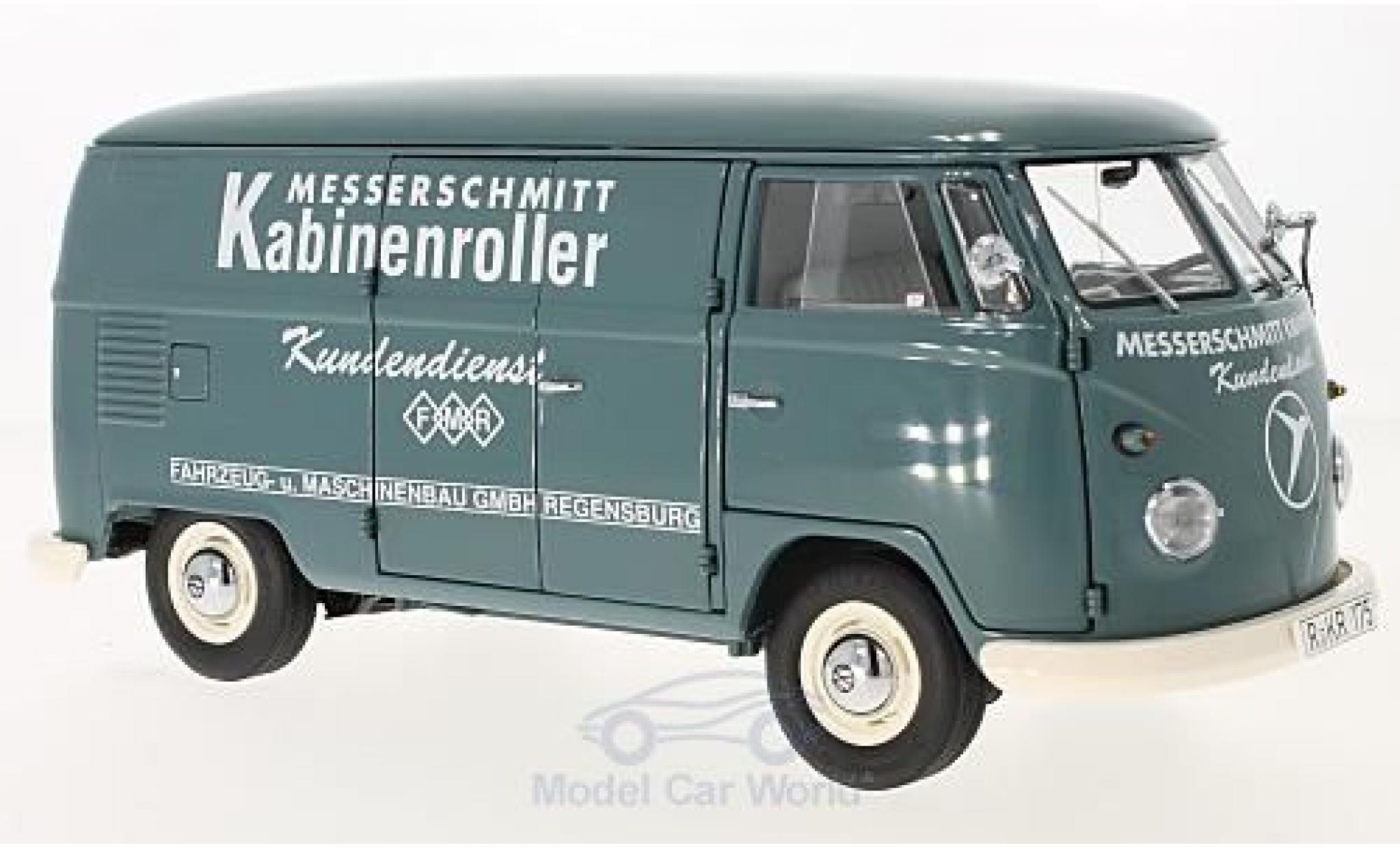 Volkswagen T1 B 1/18 Schuco b Messerschmitt Kastenwagen