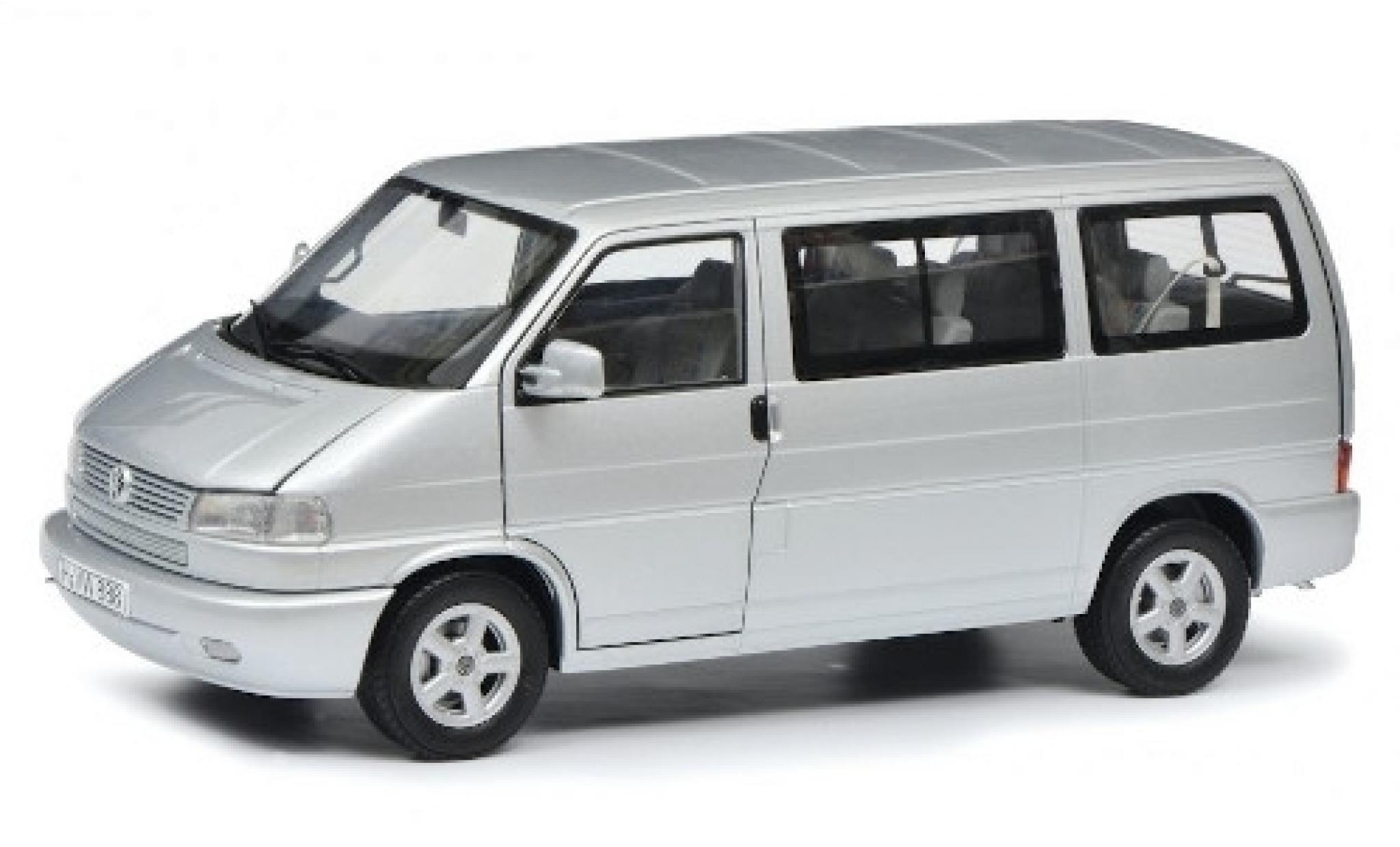 Volkswagen T4 1/18 Schuco b Caravelle grise