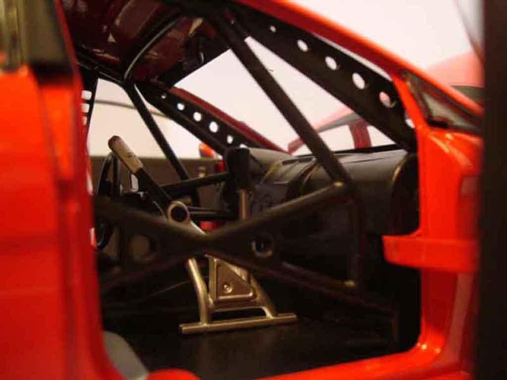 Seat Leon 1/18 Guiloy wtcc roja