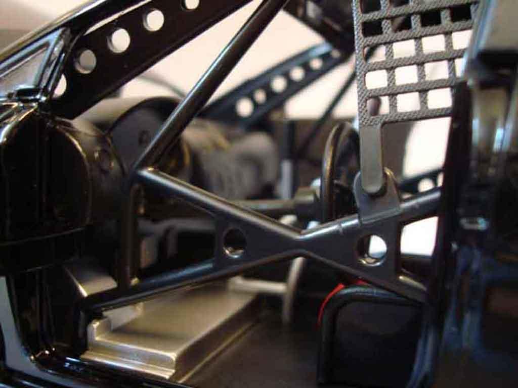 Seat Leon 1/18 Guiloy wtcc test car noir