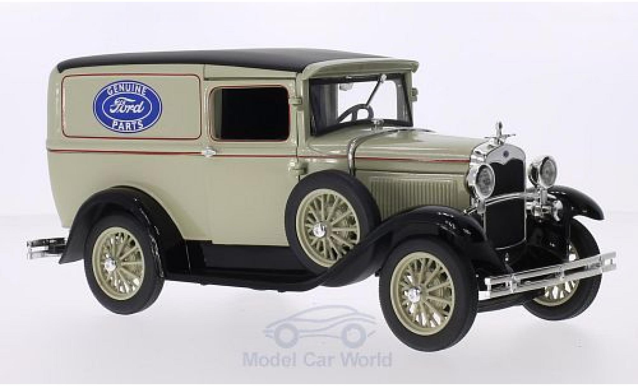 Ford Delivery 1/18 Signature Truck Genuine Parts 1931