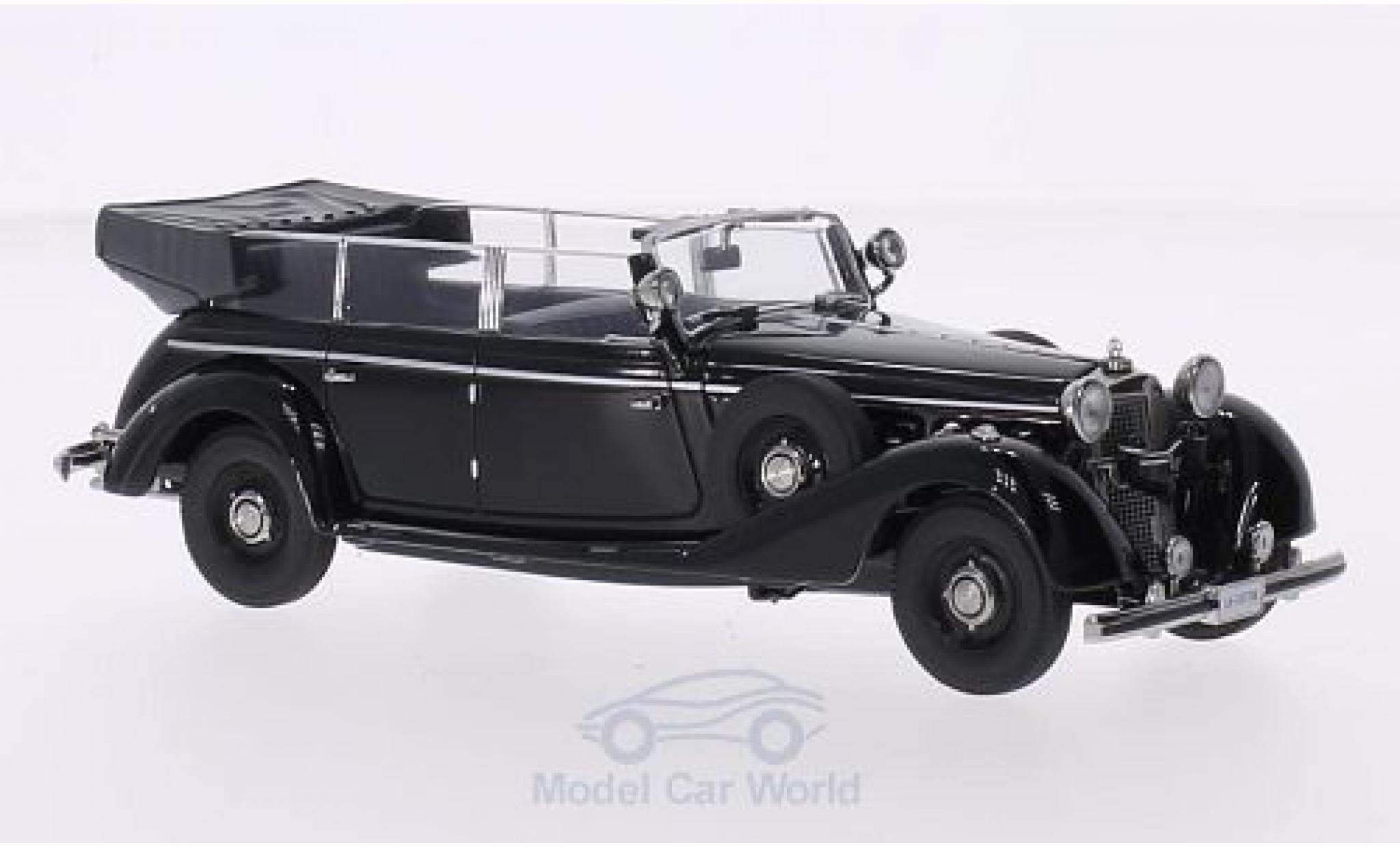 Mercedes 770 1/43 Signature Cabriolet noire 1938