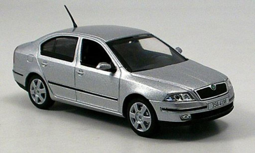 skoda octavia miniature ii limousine 2006 norev 1 43 voiture. Black Bedroom Furniture Sets. Home Design Ideas