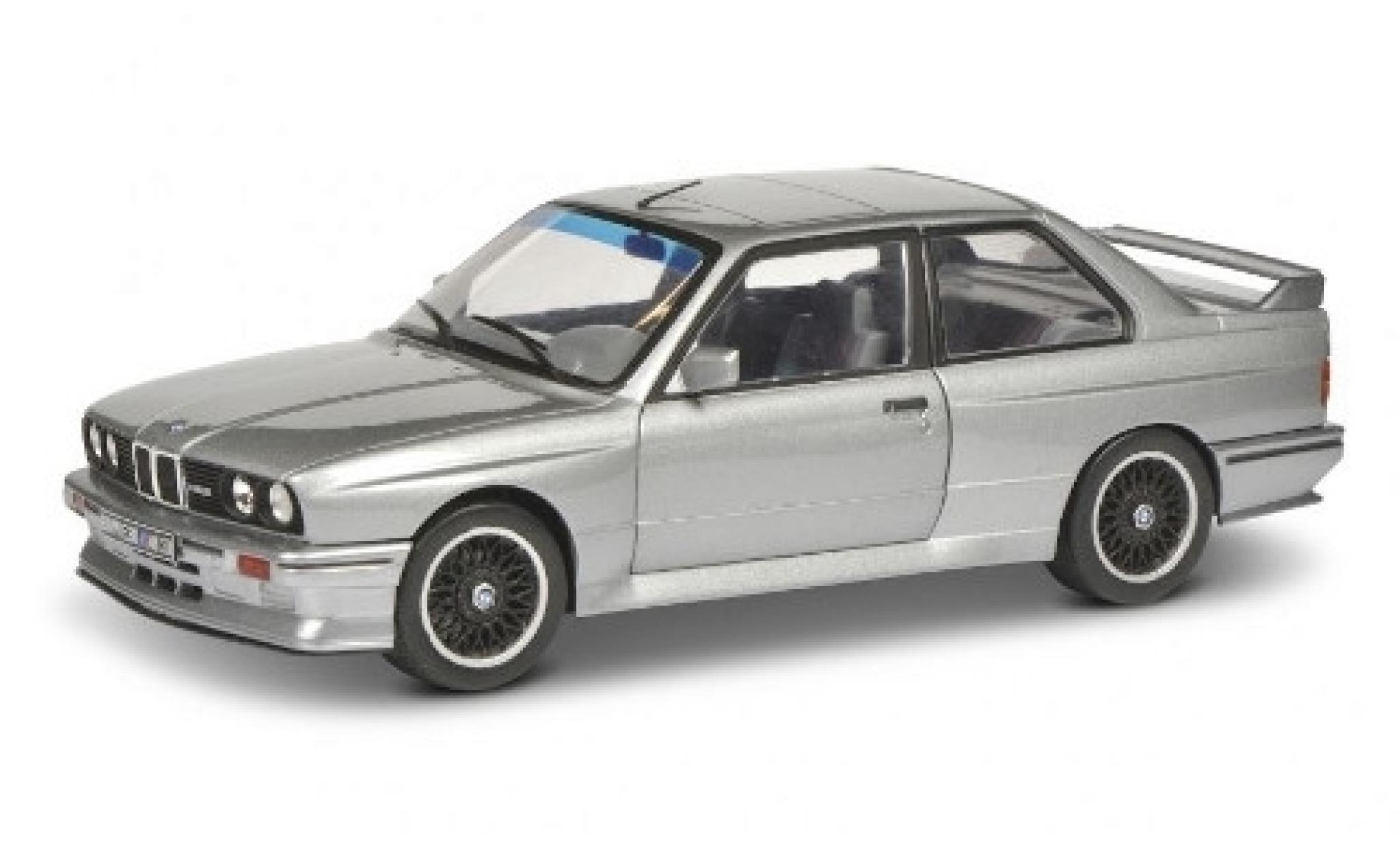 Bmw M3 1/18 Solido (E30) grey 1990