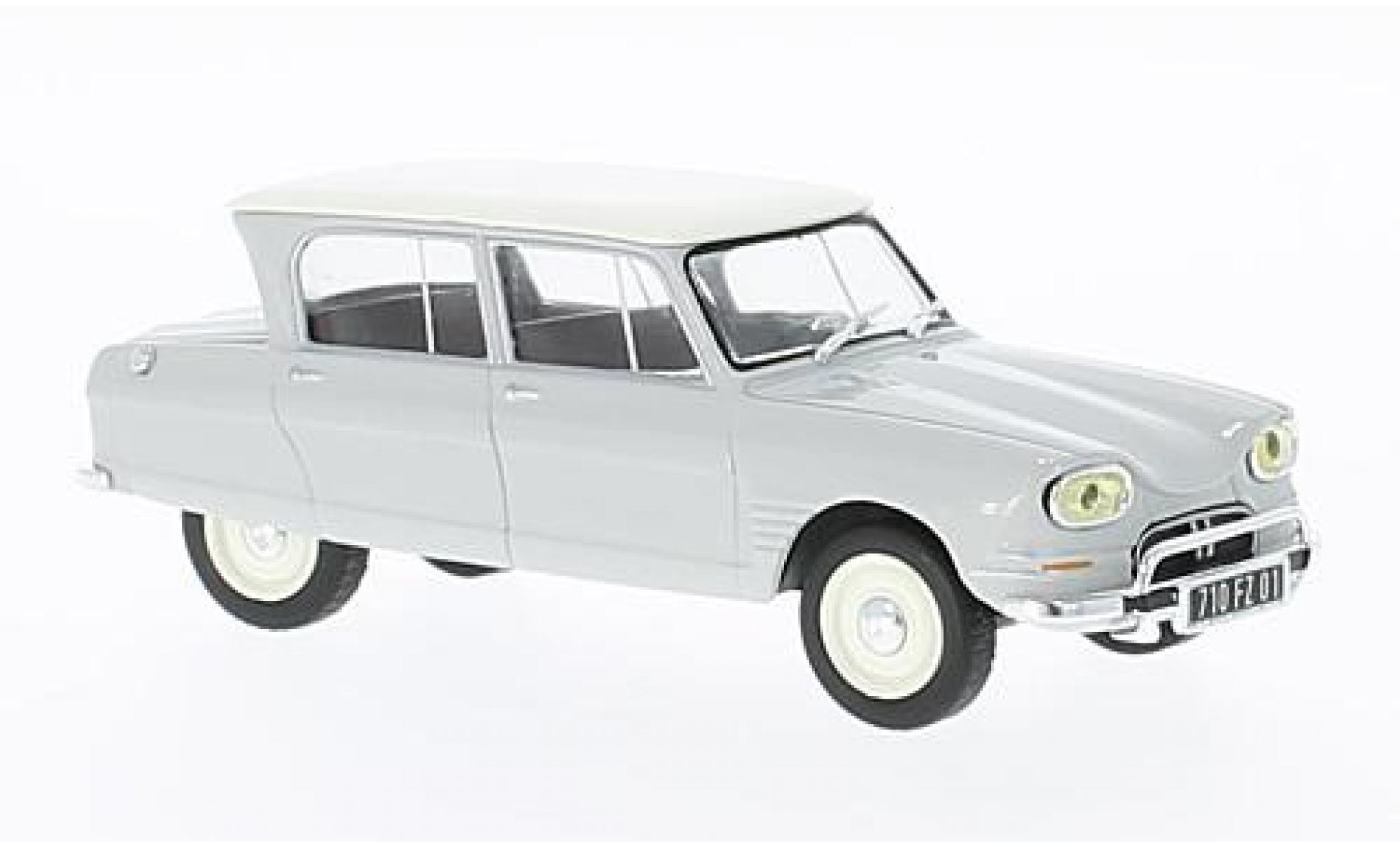 Citroen Ami 6 1/43 Solido 1963