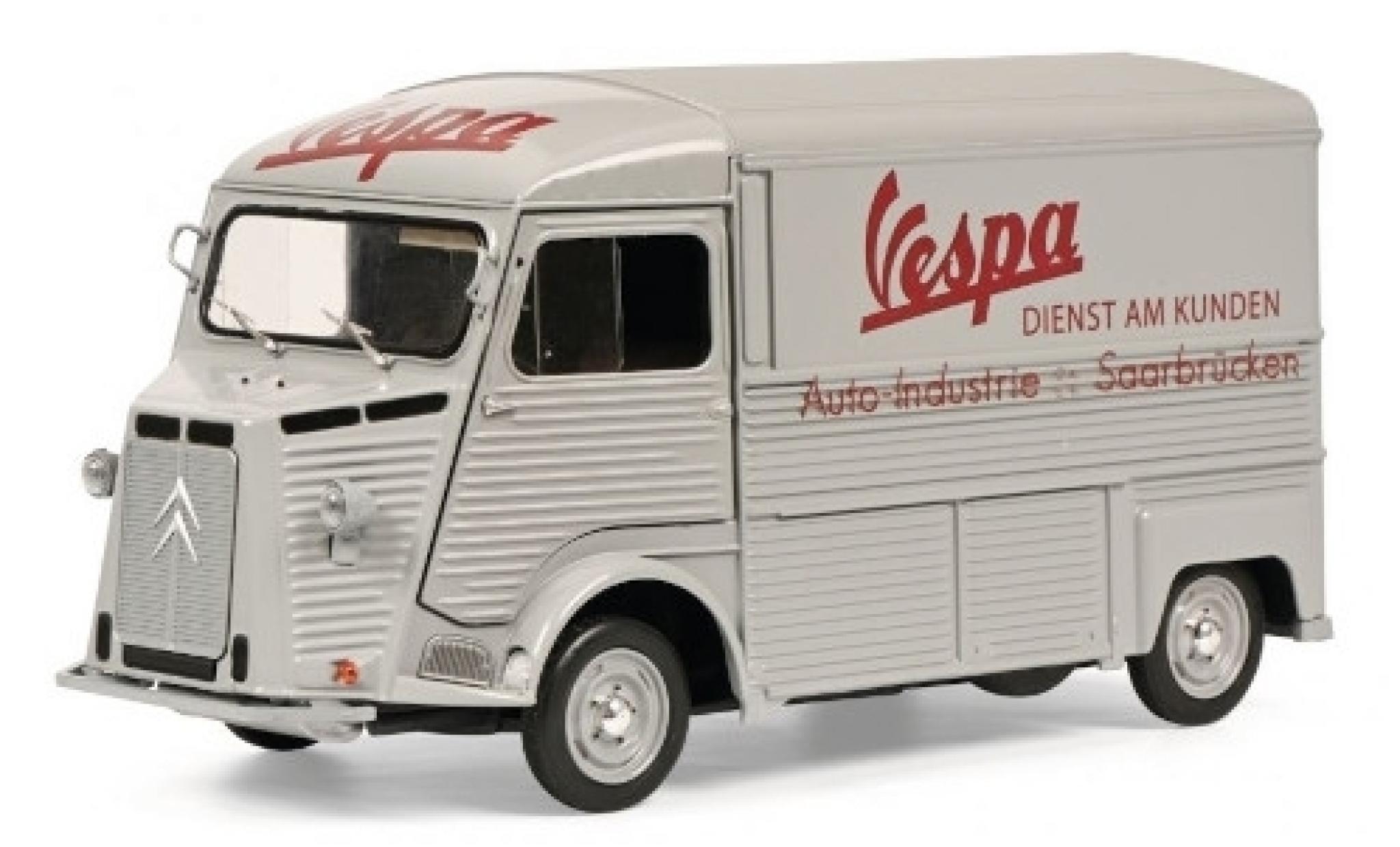 Citroen HY 1/18 Solido Vespa 1969