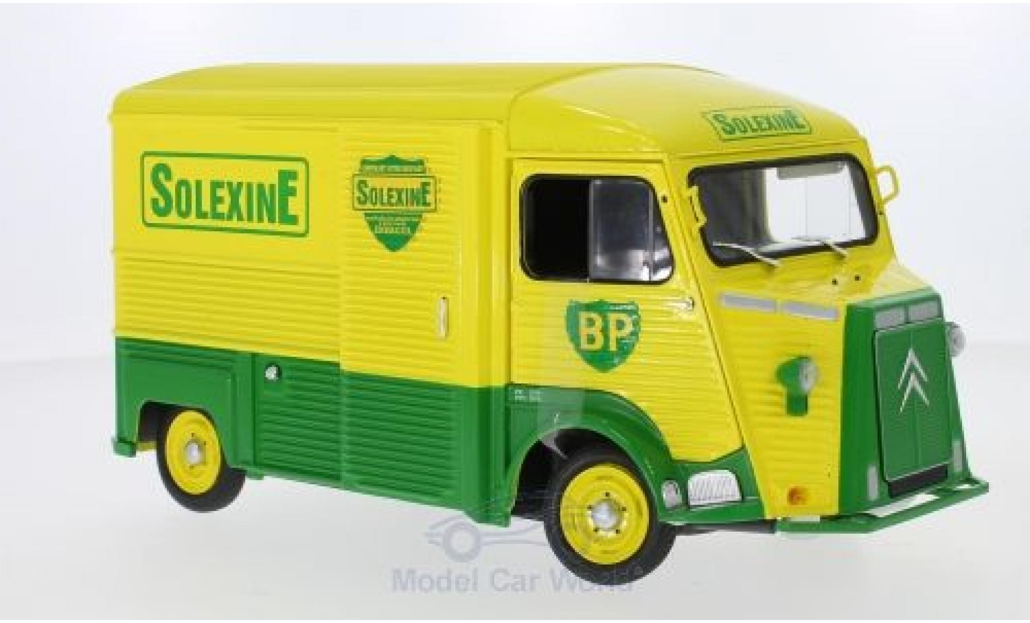 Citroen Type HY 1/18 Solido BP Solexine 1969