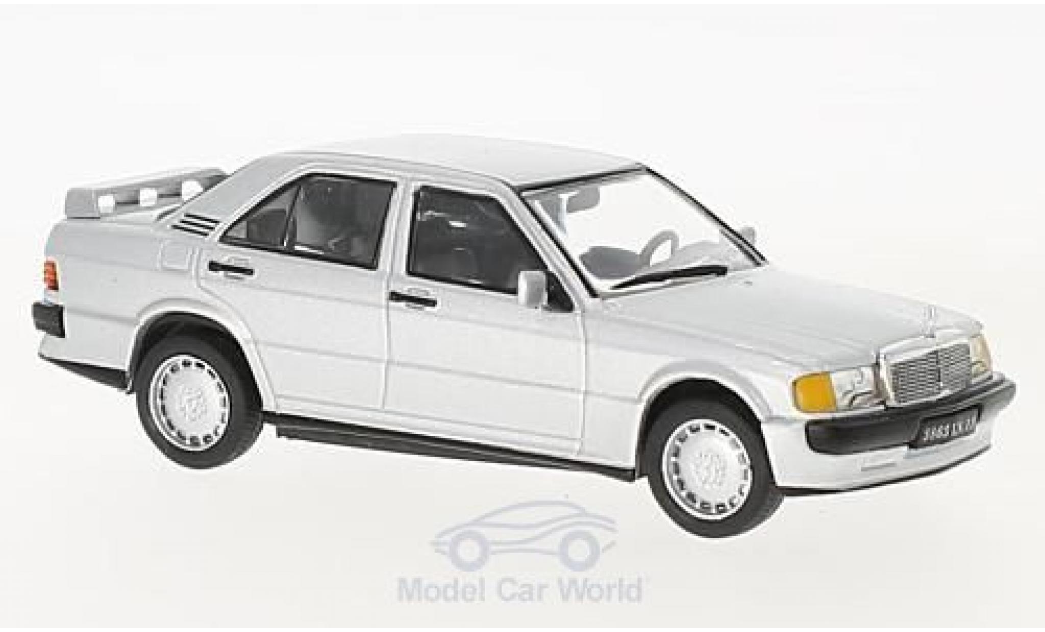 Mercedes 190 E 1/43 Solido 2.3-16 (W201) grey 1984