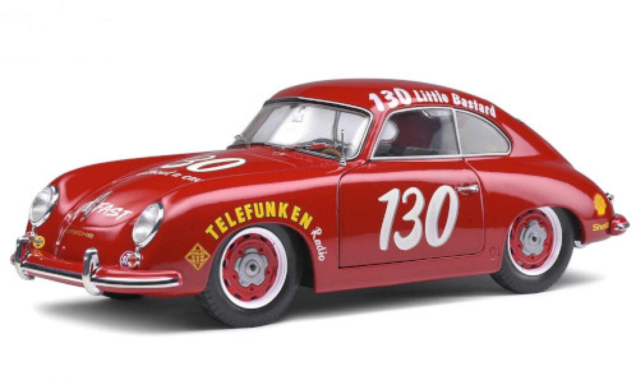 Porsche 356 1/18 Solido 1500 No.130 Little Bastard 1953 James Dean