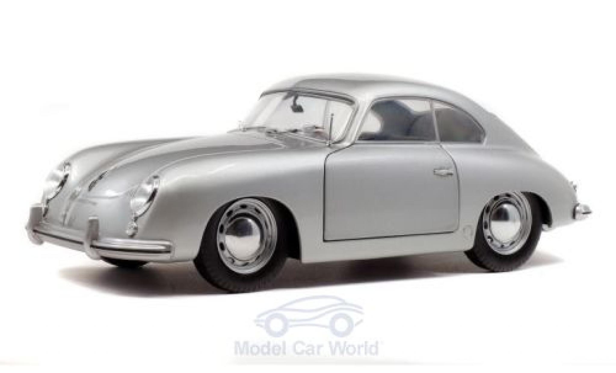 Porsche 356 1/18 Solido Pre-A grey 1953