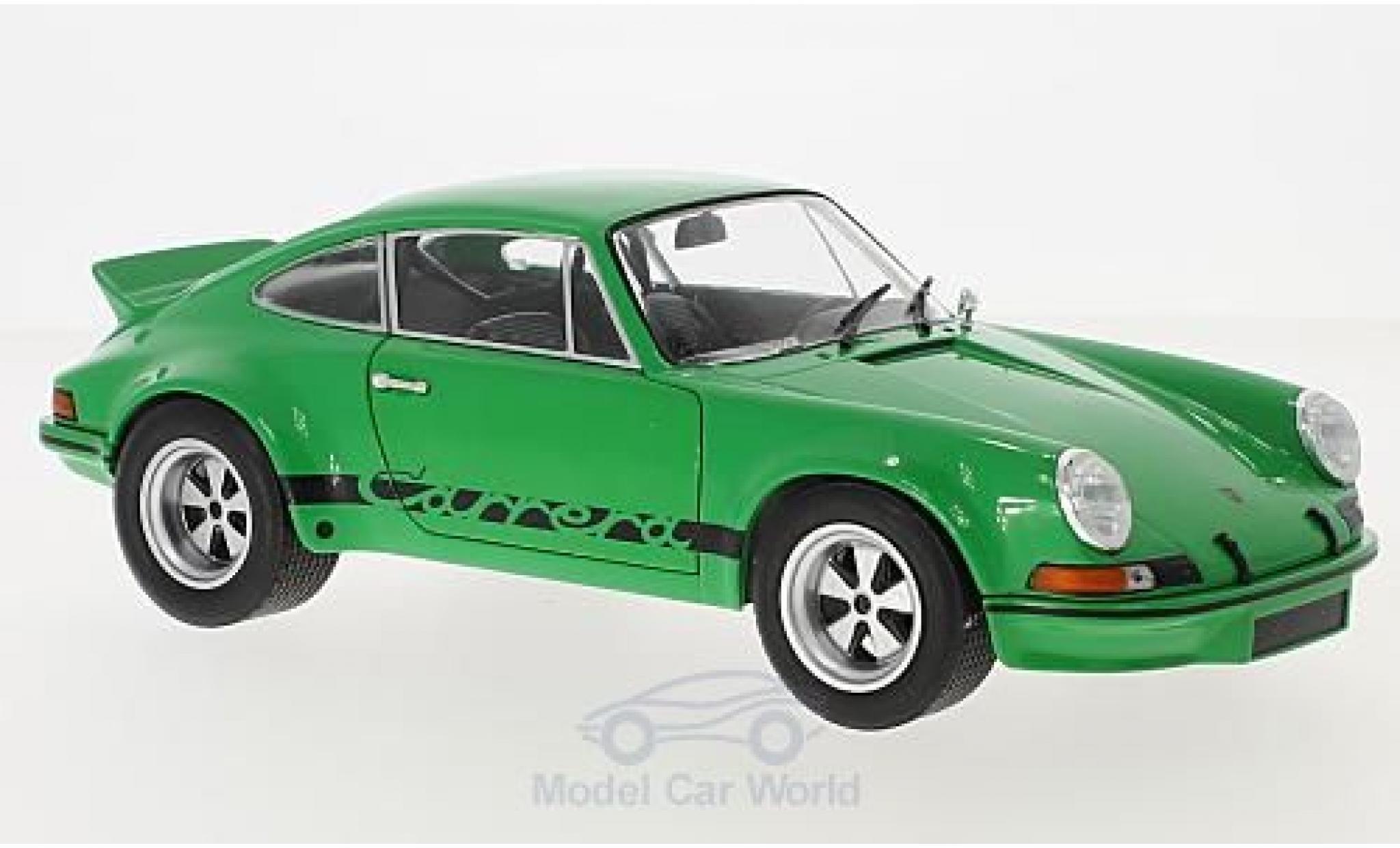 Porsche 930 SC 1/18 Solido R 2.8 grün 1974