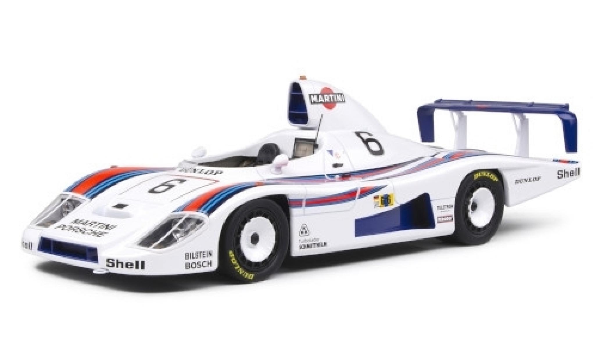 Porsche 936 1978 1/18 Solido /78 RHD No.6 Martini Racing System Martini 24h Le Mans B.Wollek/J.Barth/J.Ickx