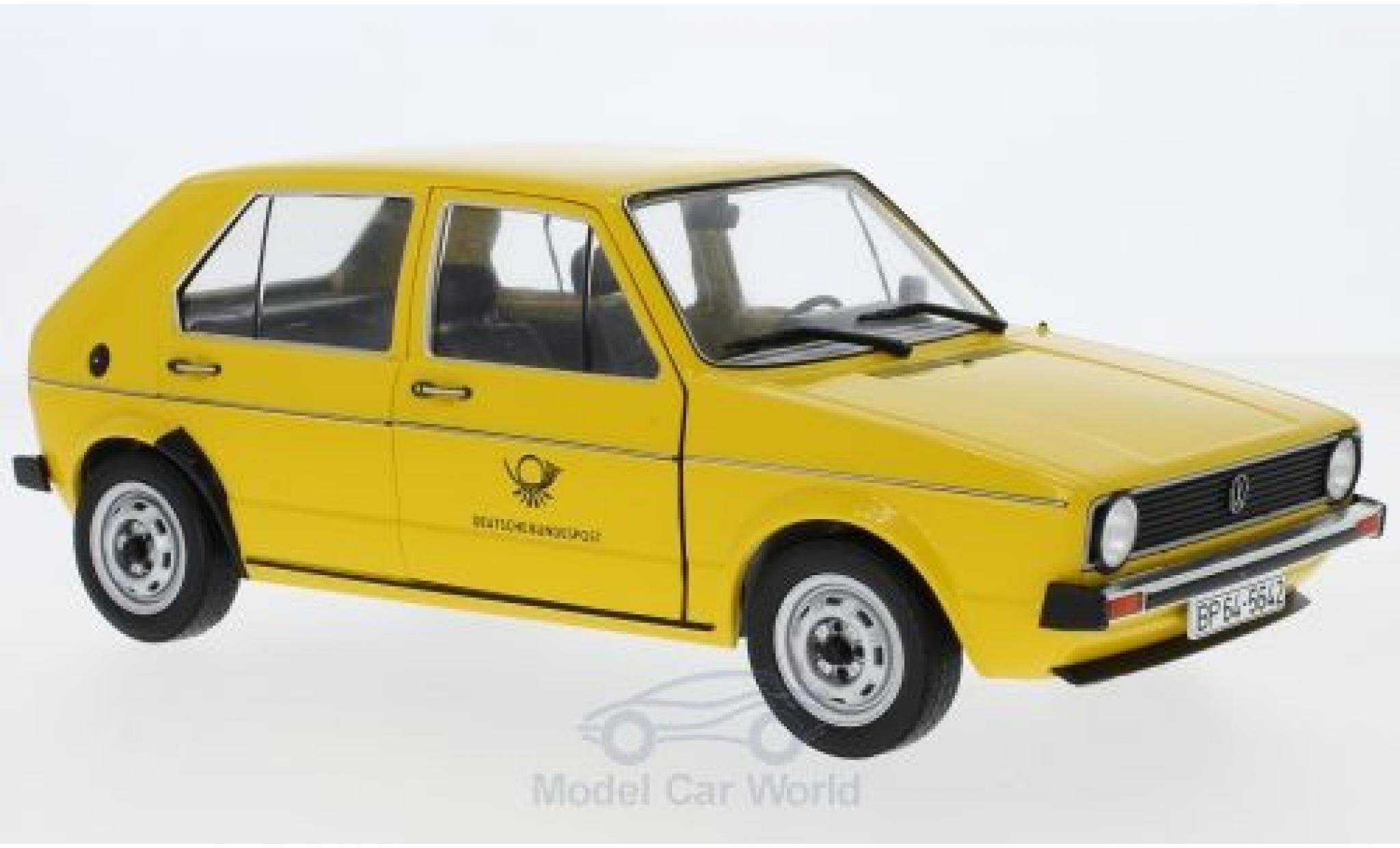 Volkswagen Golf V 1/18 Solido I Deutsche Bundespost 1974