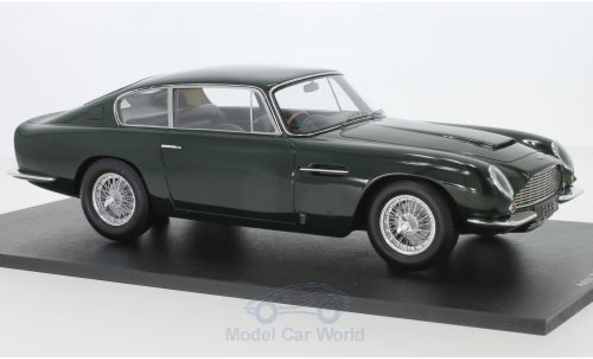 Aston Martin DB6 1/18 Spark verde RHD 1965