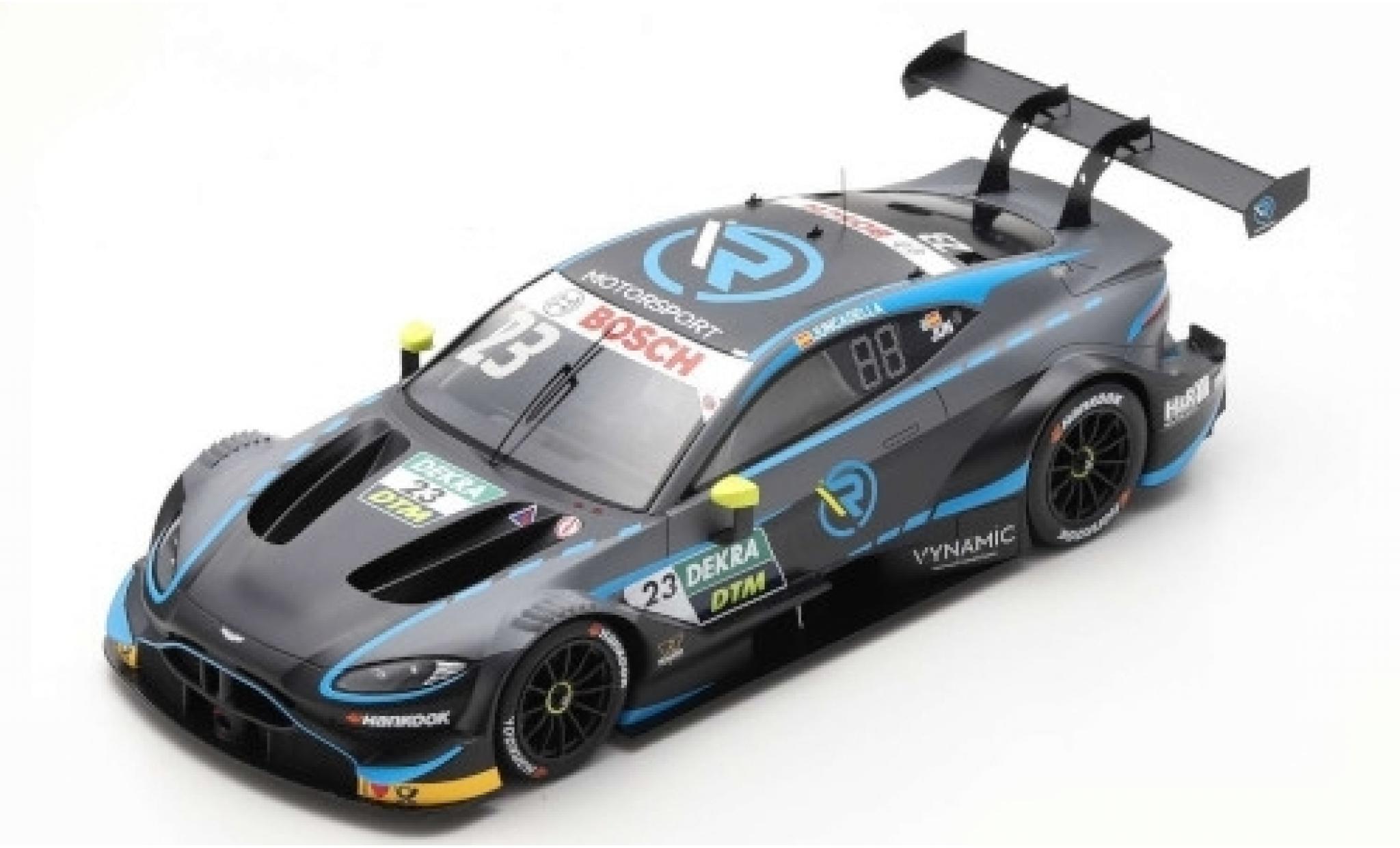 Aston Martin Vantage 1/43 Spark DTM No.23 R-Motorsport DTM 2019 D.Juncadella