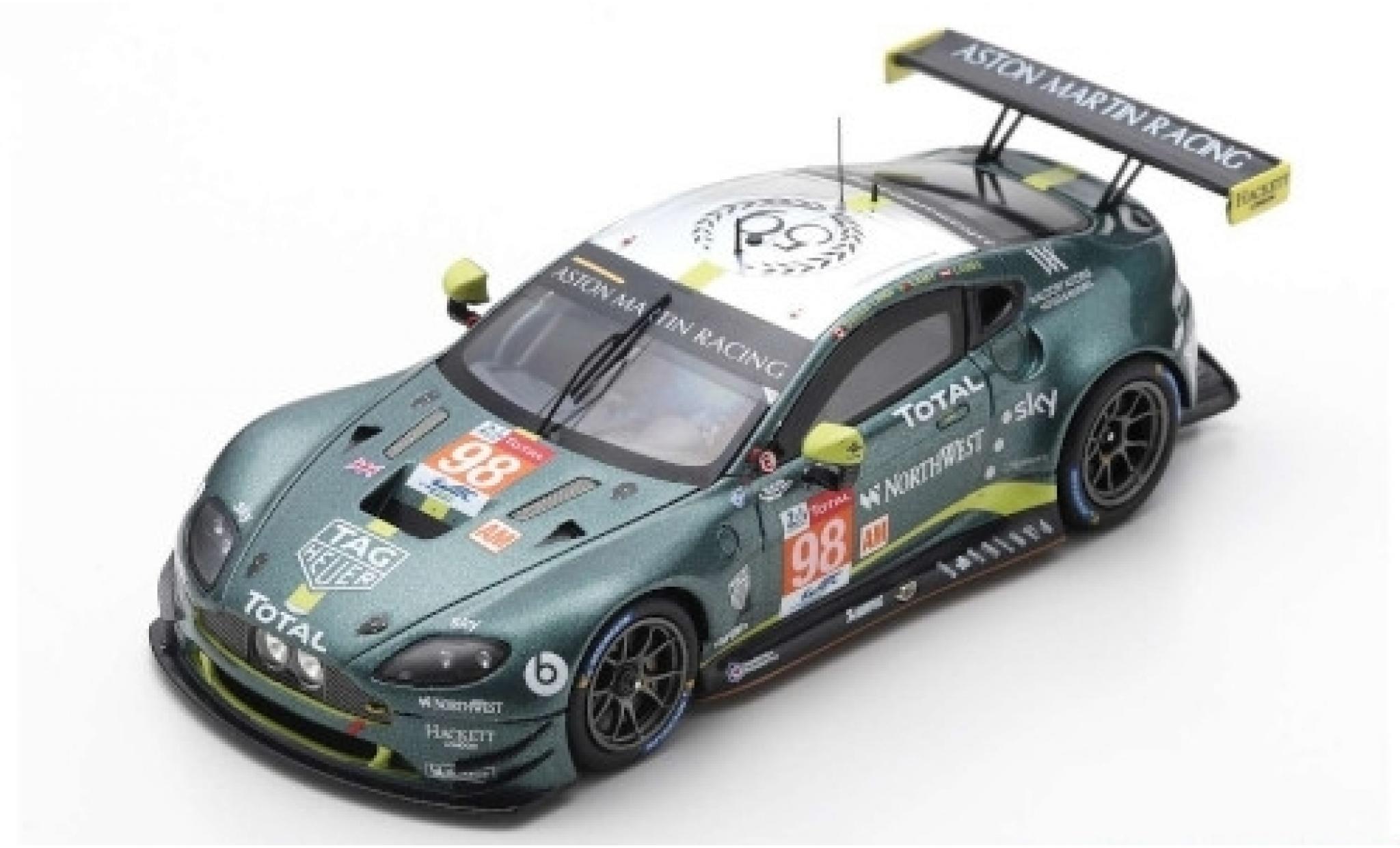 Aston Martin Vantage 1/43 Spark GTE No.98 Racing 24h Le Mans 2019 P.Dalla Lana/P.Lamy/M.Lauda