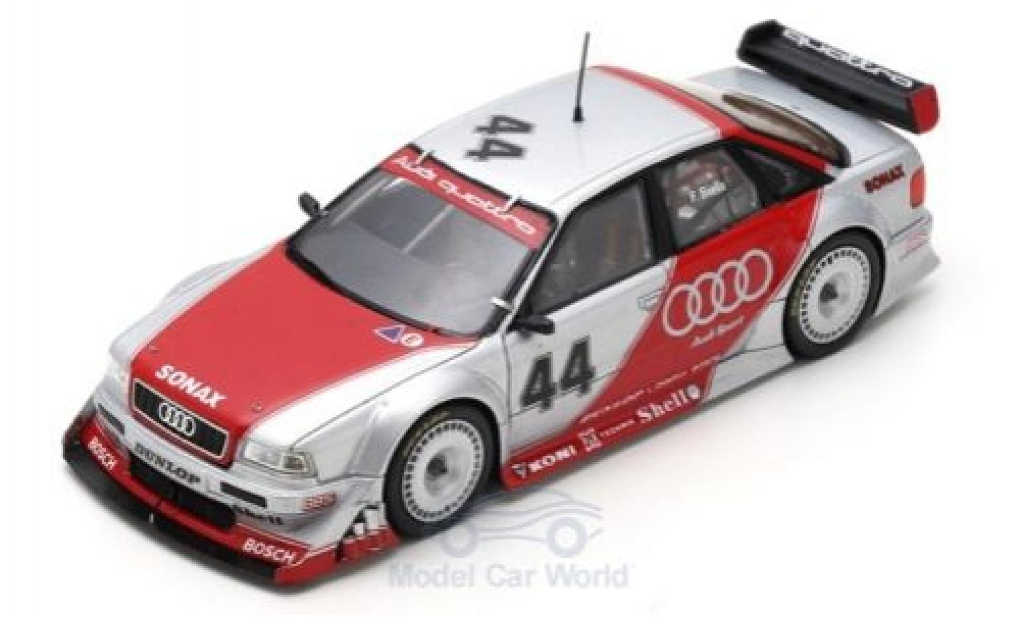 Audi 80 quattro 1/43 Spark 2.5 DTM No.44 DTM 1993 Prougeotyp