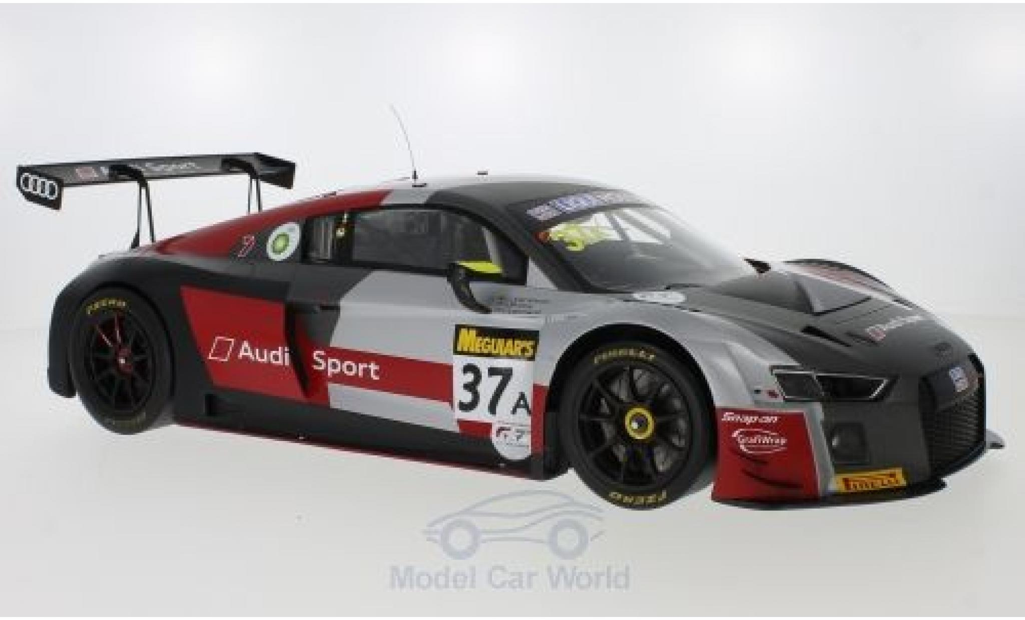 Audi R8 1/12 Spark LMS No.37 Sport Team WRT 12h Bathurst 2018 R.Frijns/S.Leonard/D.Vanthoor