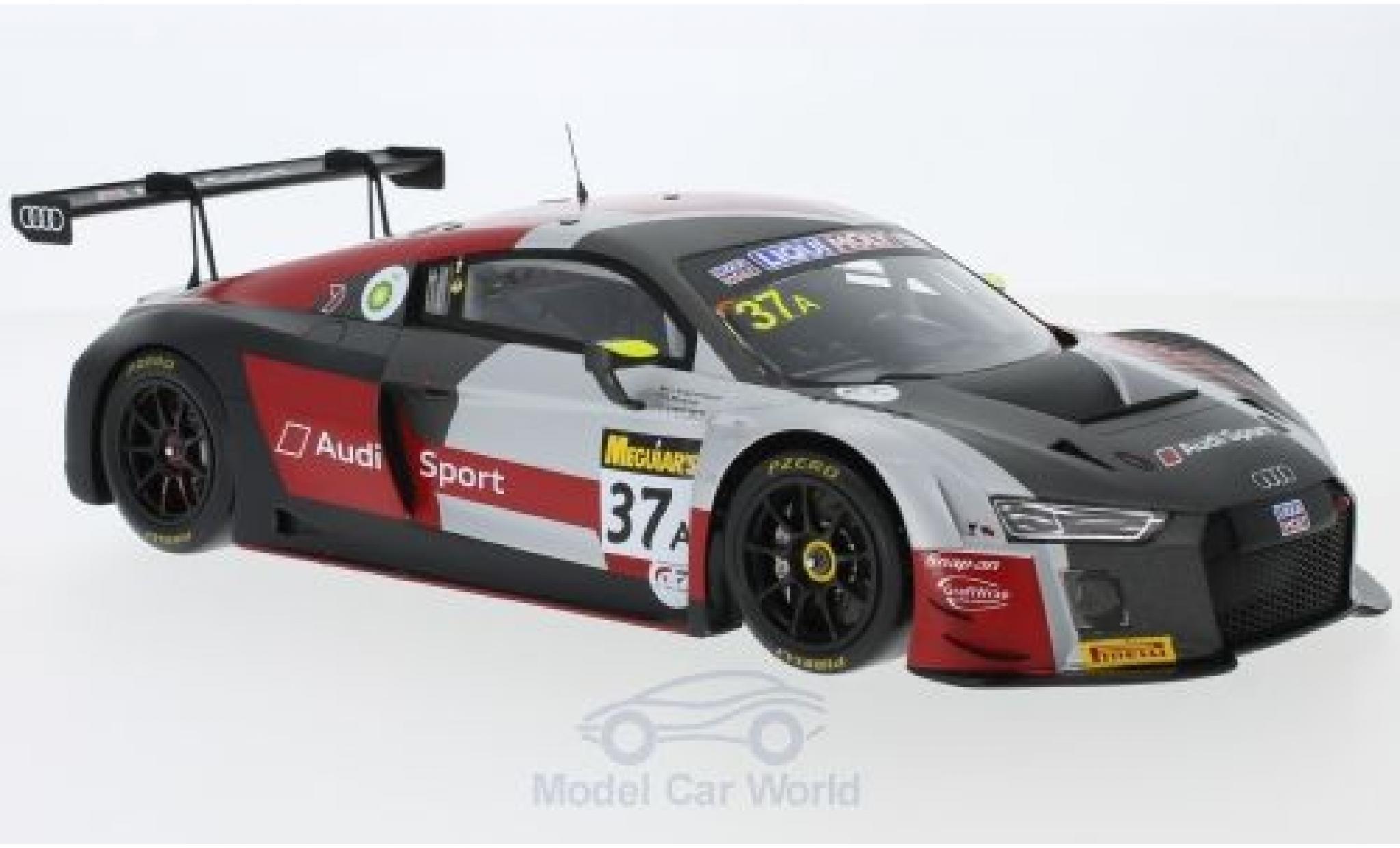 Audi R8 1/18 Spark LMS No.37A Sport Team WRT 12h Bathurst 2018 R.Frijns/S.Leonard/D.Vanthoor