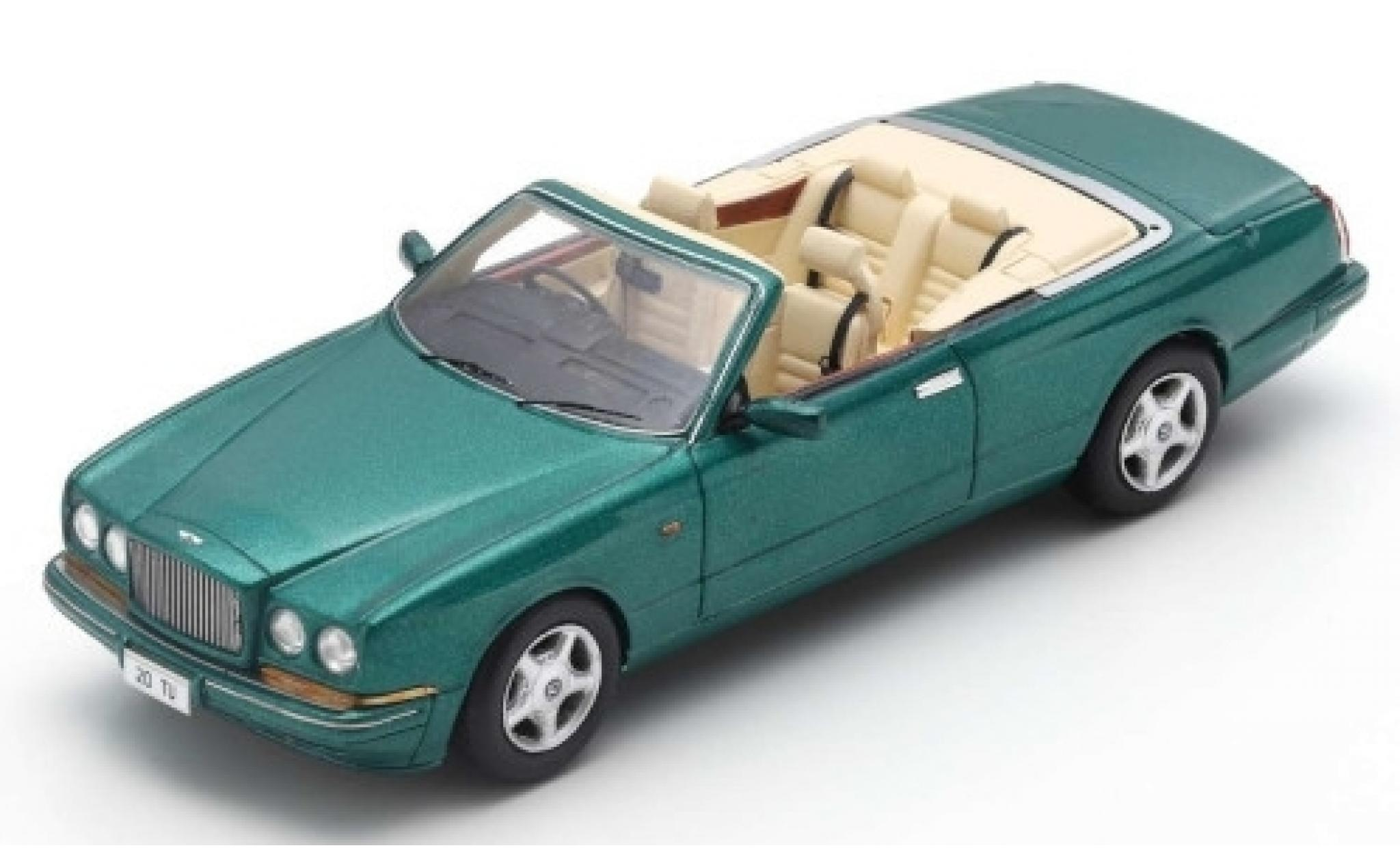 Bentley Azure 1/43 Spark MkI metallise green RHD 1995