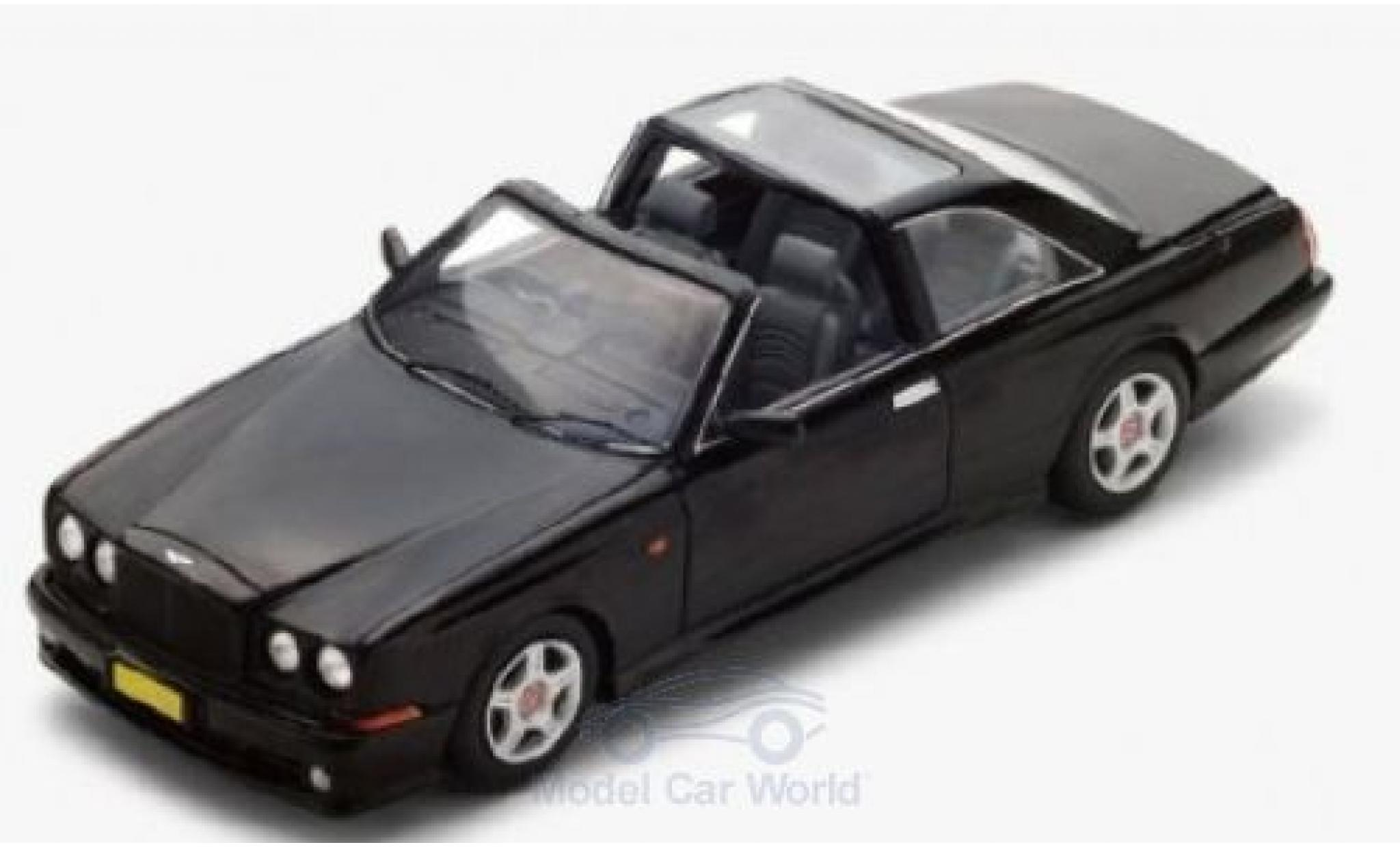 Bentley Continental 1/43 Spark SC nero RHD 1999