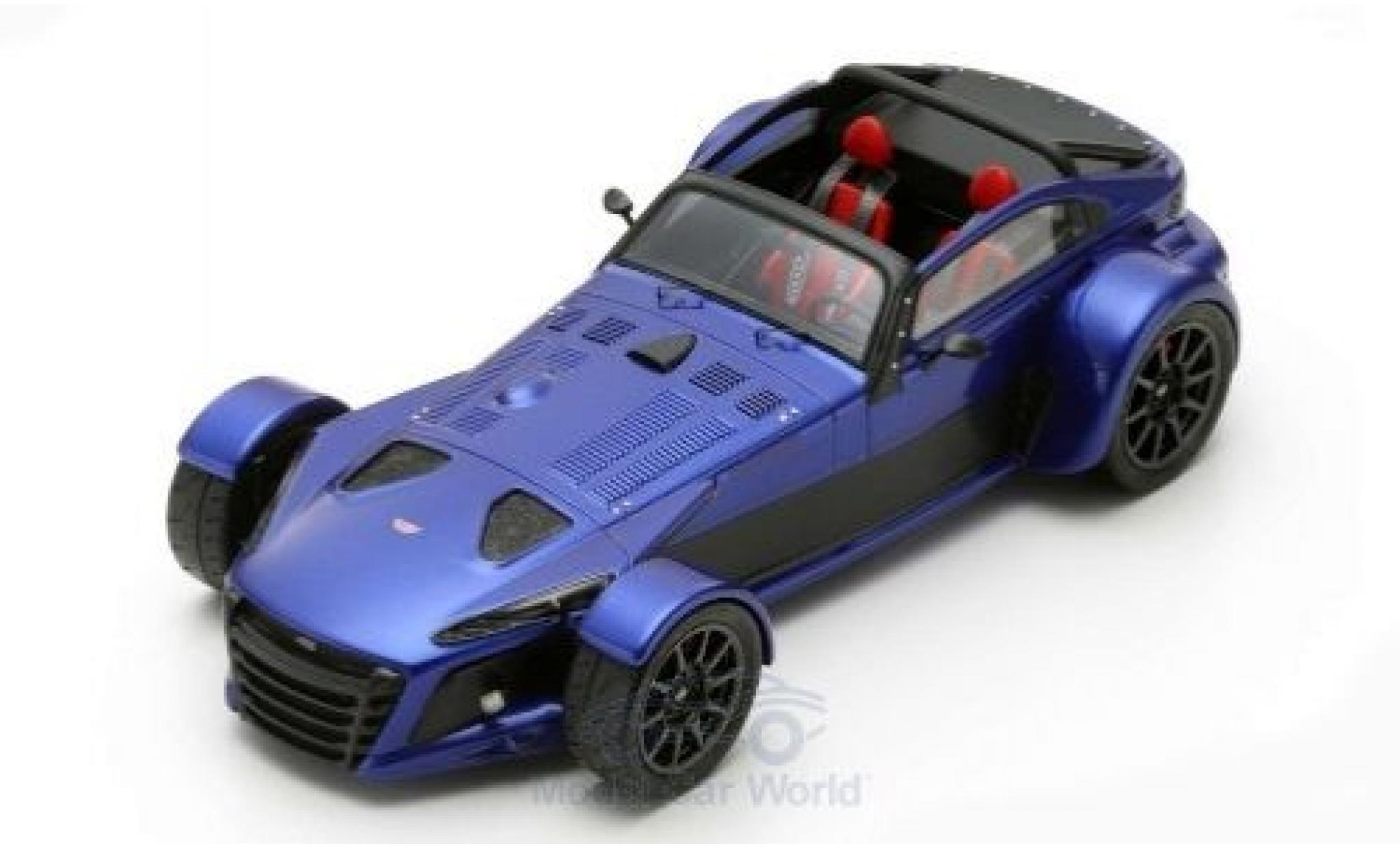 Donkervoort D8 1/18 Spark GTO-40 blau 2018