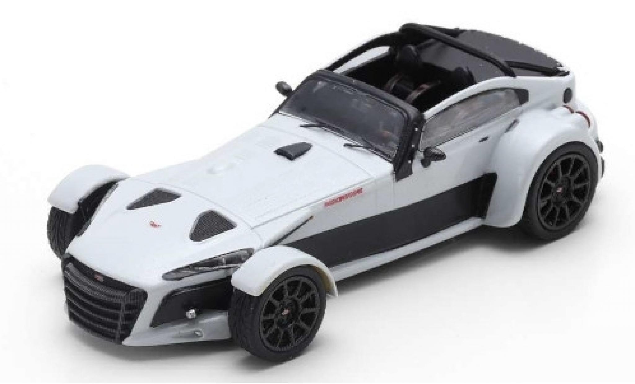 Donkervoort D8 1/43 Spark GTO-40 metallise grau 2018