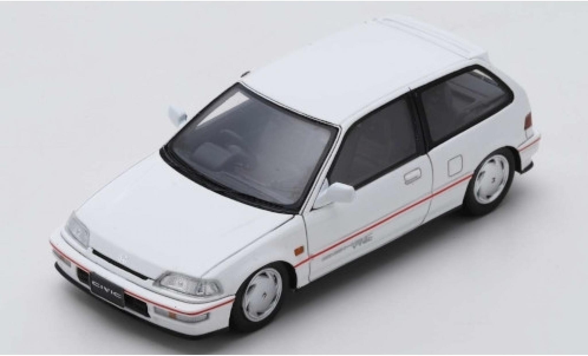 Honda Civic 1/43 Spark (EF9) SiR white RHD 1990