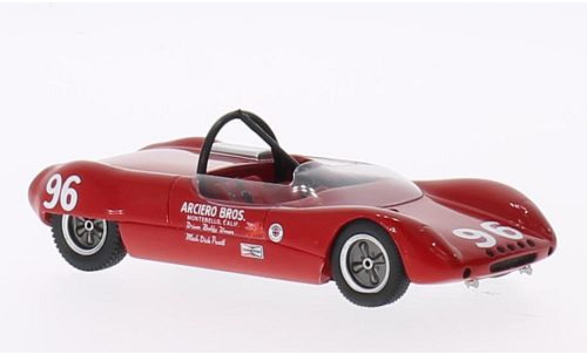 Lotus 23 1/43 Spark No.96 Pikes Peak 1964 B.Unser