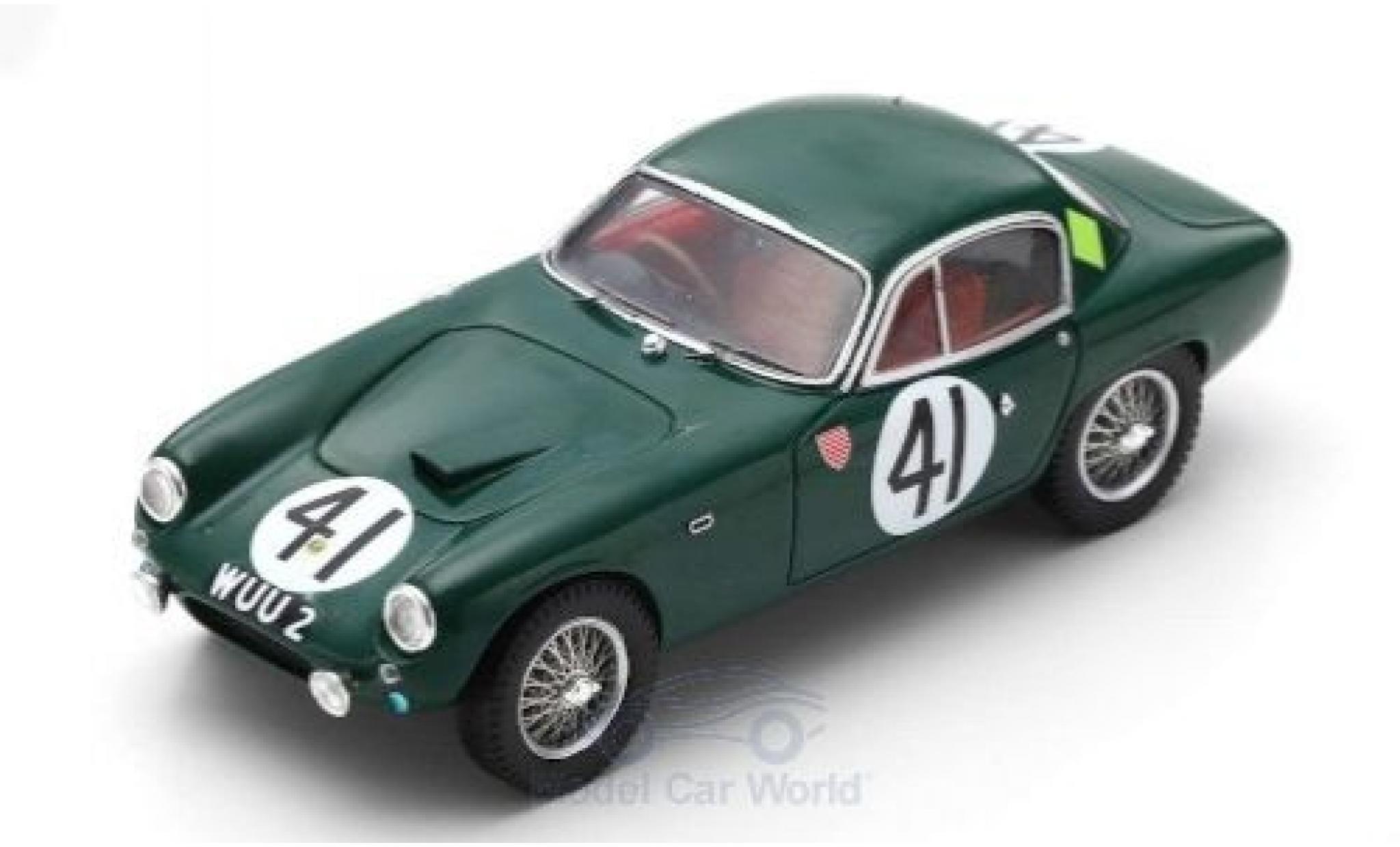Lotus Elite 1/43 Spark RHD No.41 24h Le Mans 1959 P.Lumsden/P.Riley