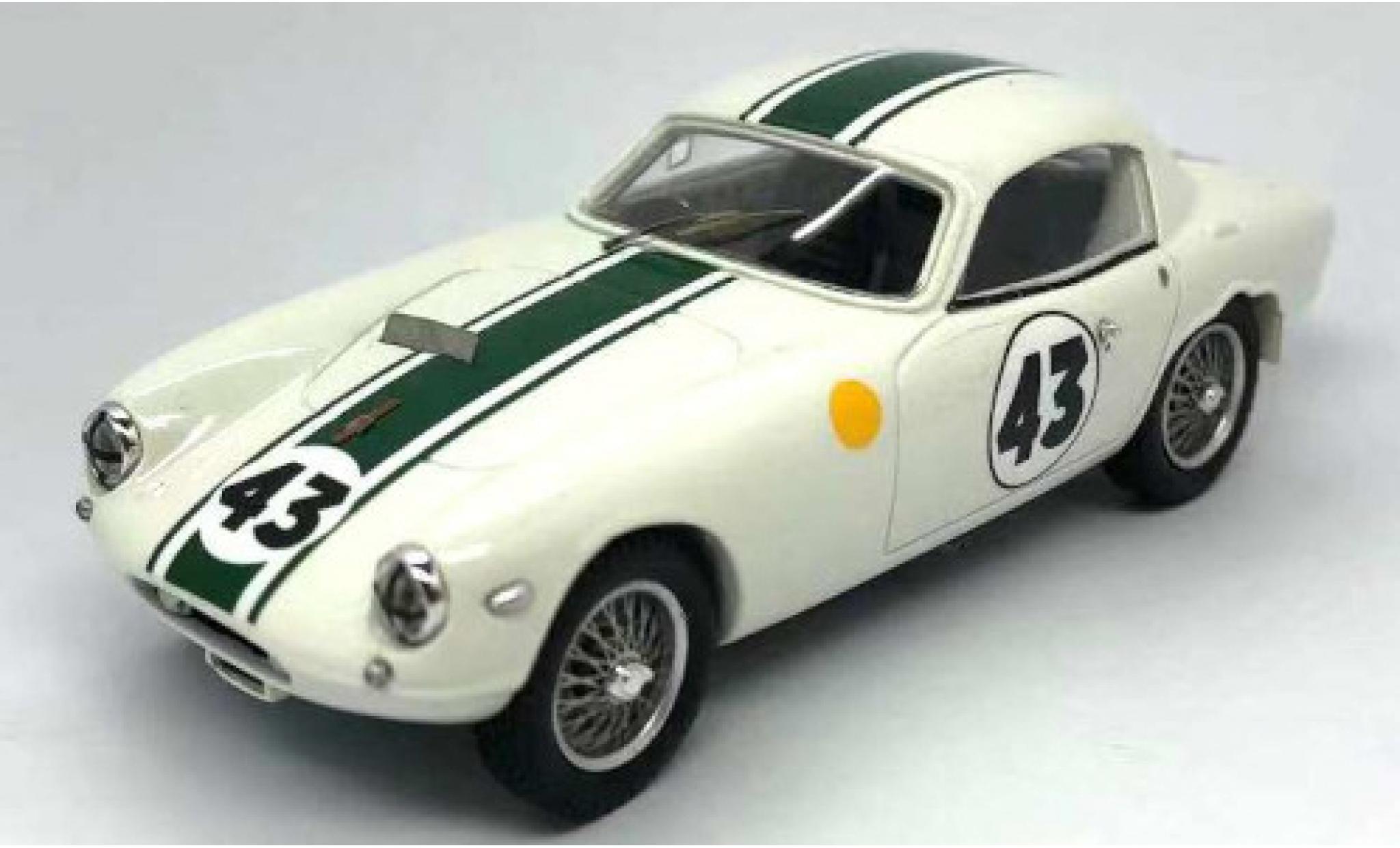 Lotus Elite 1/43 Spark RHD No.43 24h Le Mans 1964 C.Hunt/J.Wagstaff