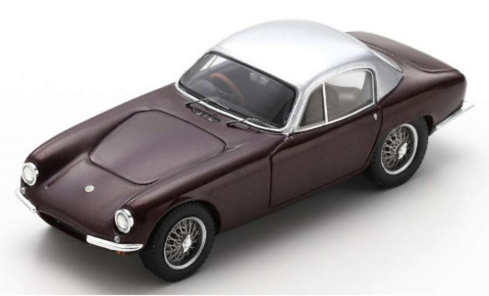 Lotus Elite 1/43 Spark (Type 14) metallise lila/grey RHD 1958