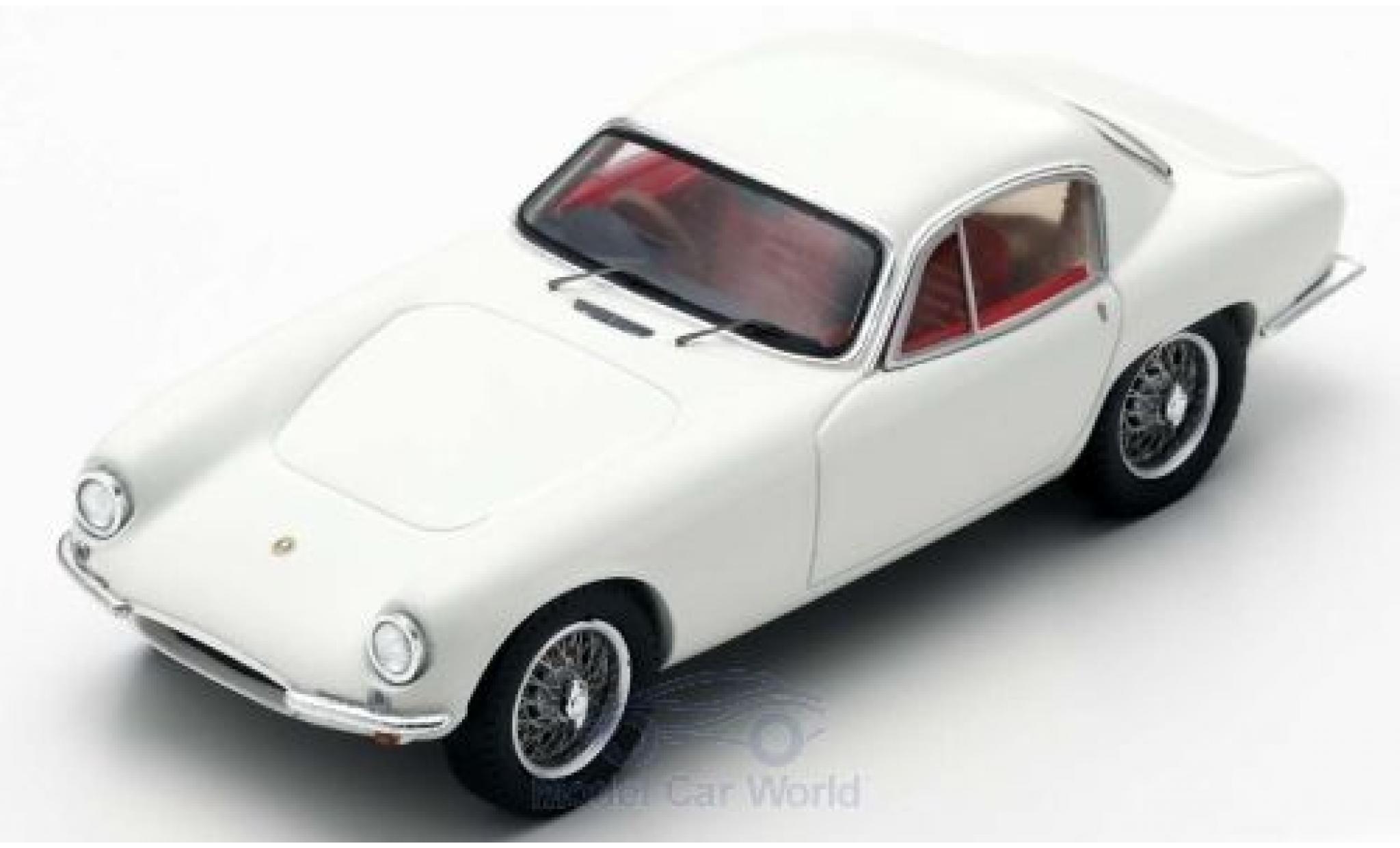 Lotus Elite 1/43 Spark blanche RHD 1958