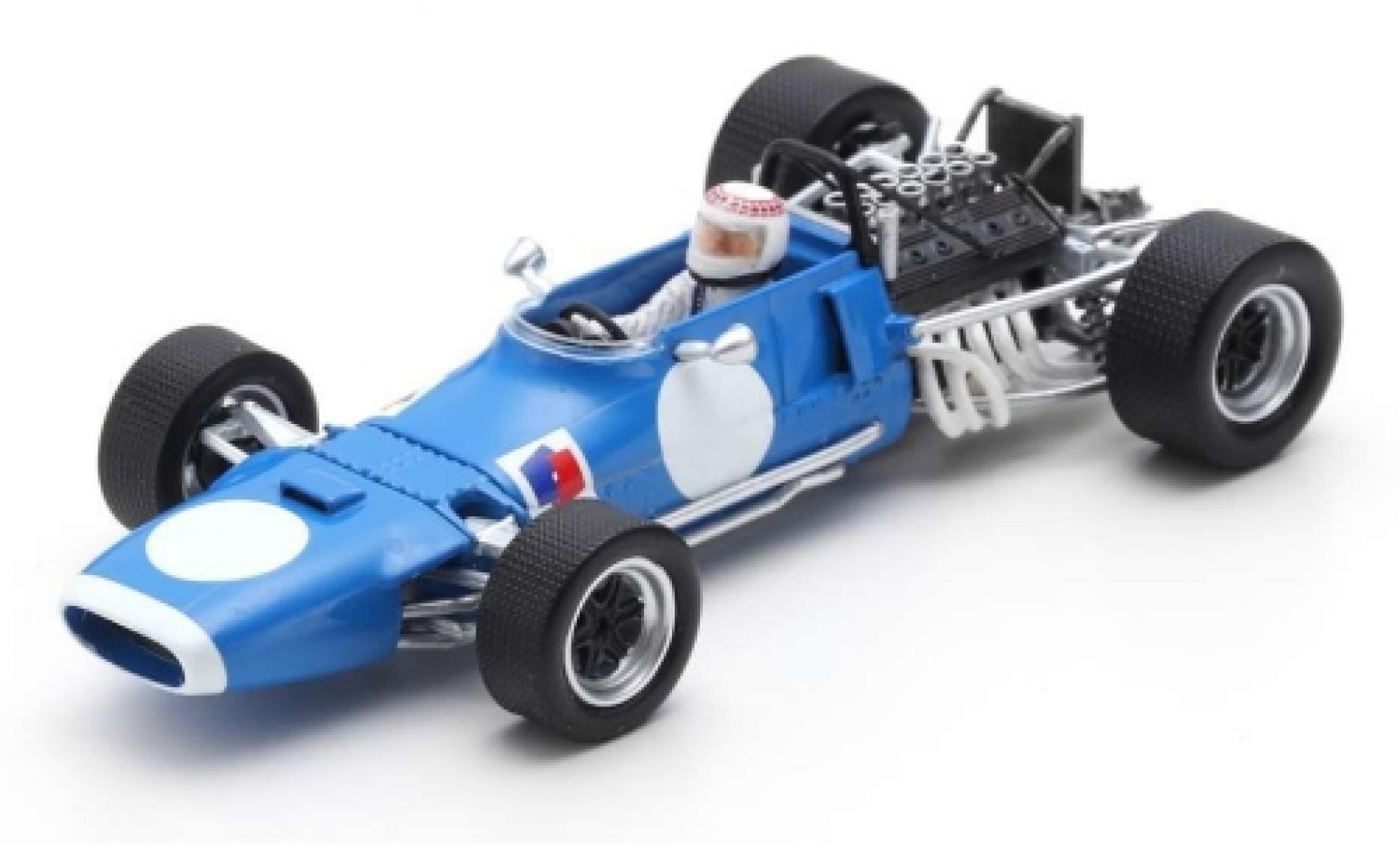 Matra MS1 1/43 Spark 1-12 Formel 1 GP Albi 1969 v�hicule de test J.Stewart