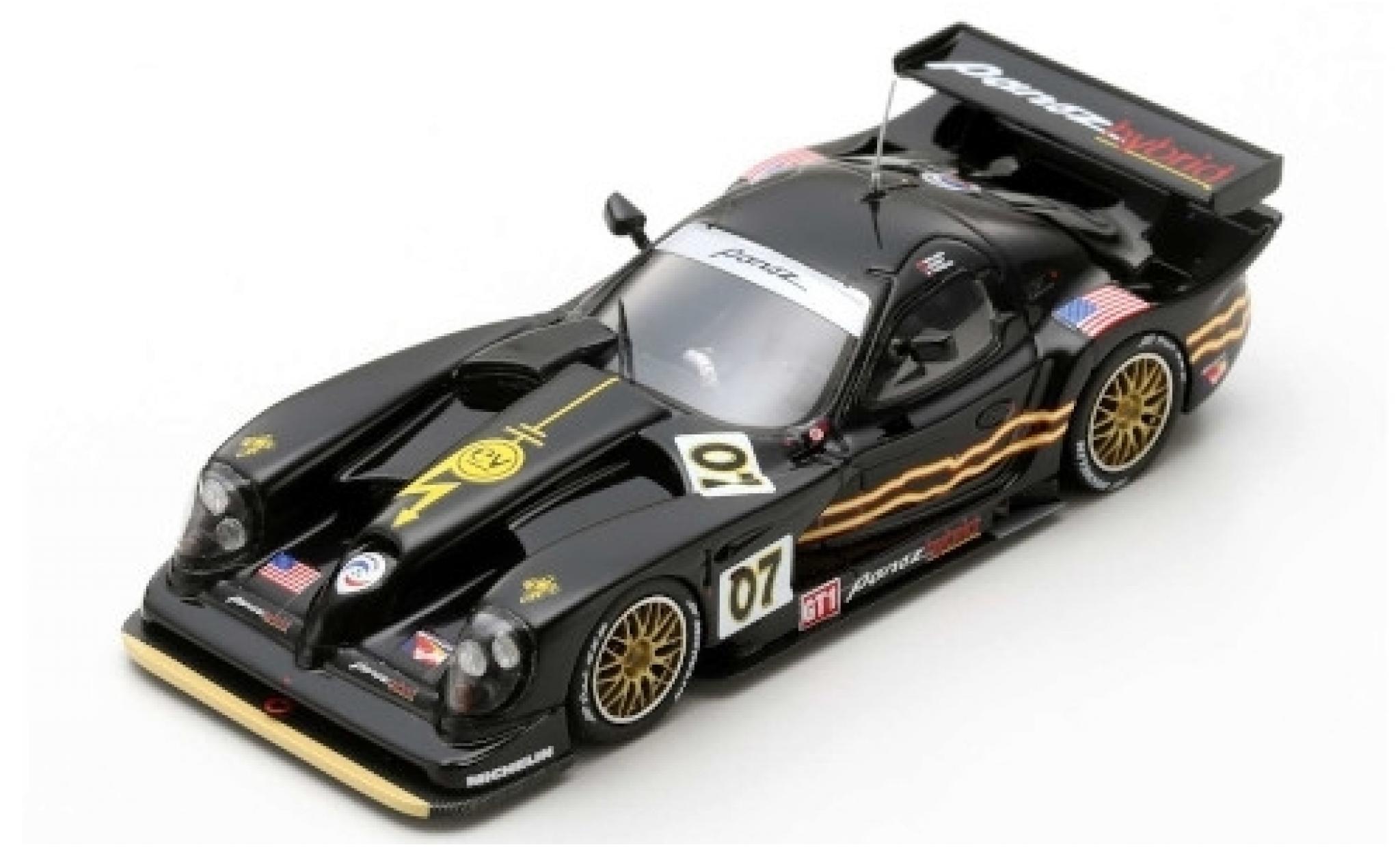 Panoz Esperante 1/43 Spark GTR-1 Q9 Hybrid No.07 Motorsports Inc. Petit Le Mans 1998 J.Nielsen/D.Bundy/C.Tinseau