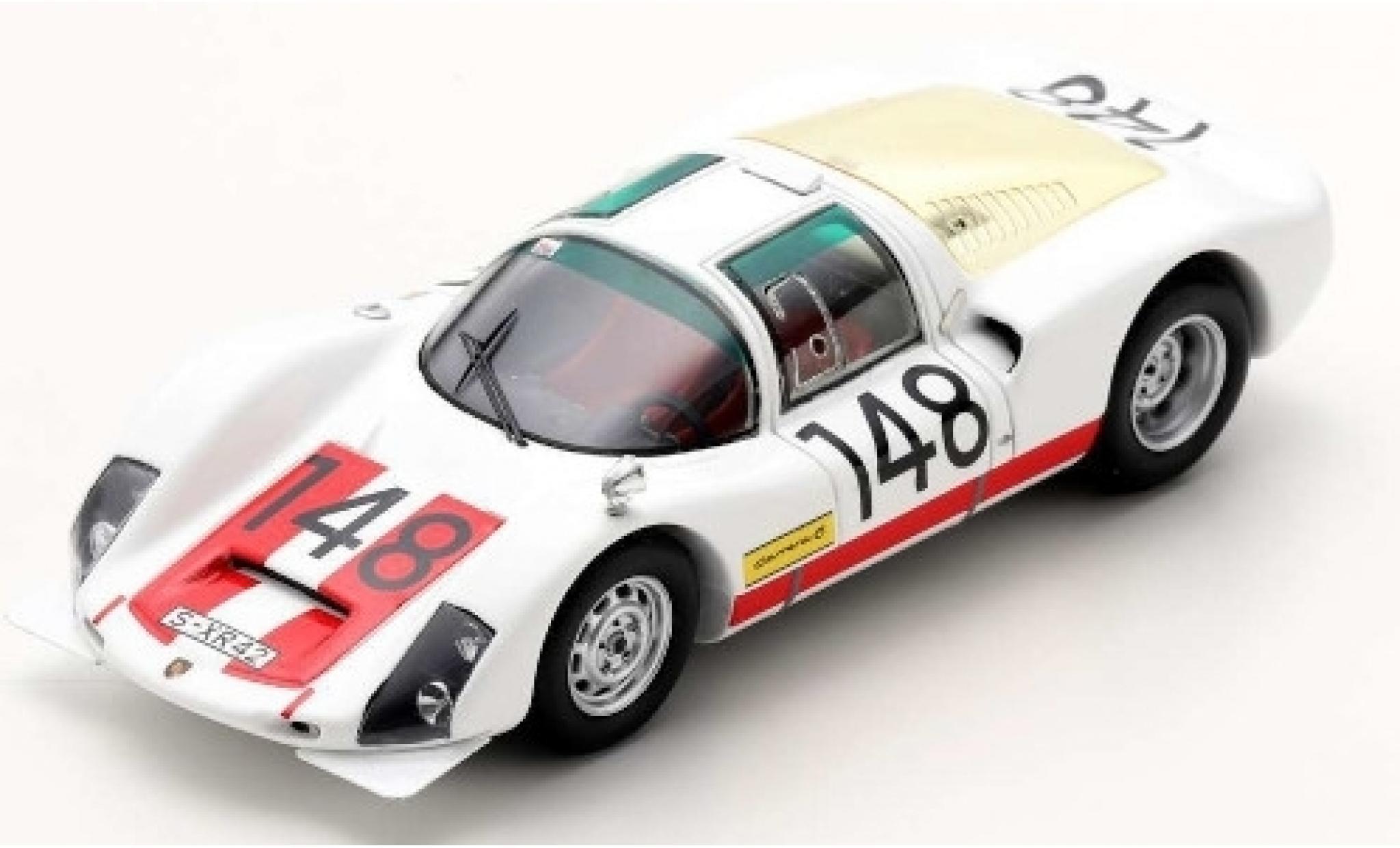Porsche 906 1/43 Spark No.148 Scuderia Filipinetti Targa Florio 1966 W.Mairesse/H.Müller