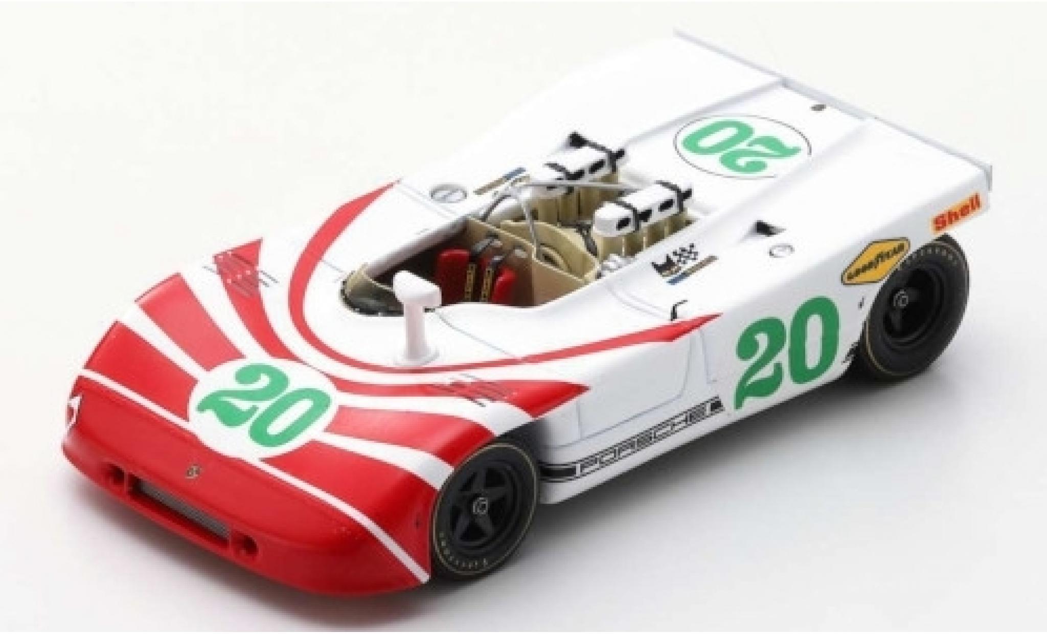 Porsche 908 1970 1/43 Spark /03 RHD No.20 Salzburg Targa Florio V.Elford/H.Herrmann
