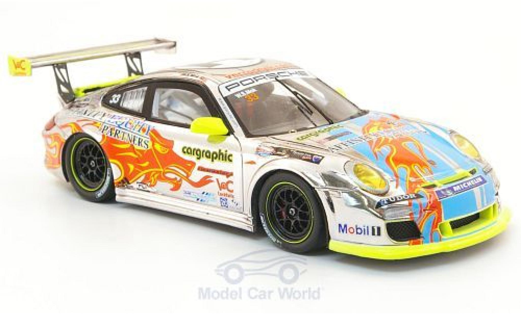 Porsche 997 SC 1/43 Spark (997) GT3 Cup No.33 Carrera Cup Asia 2010