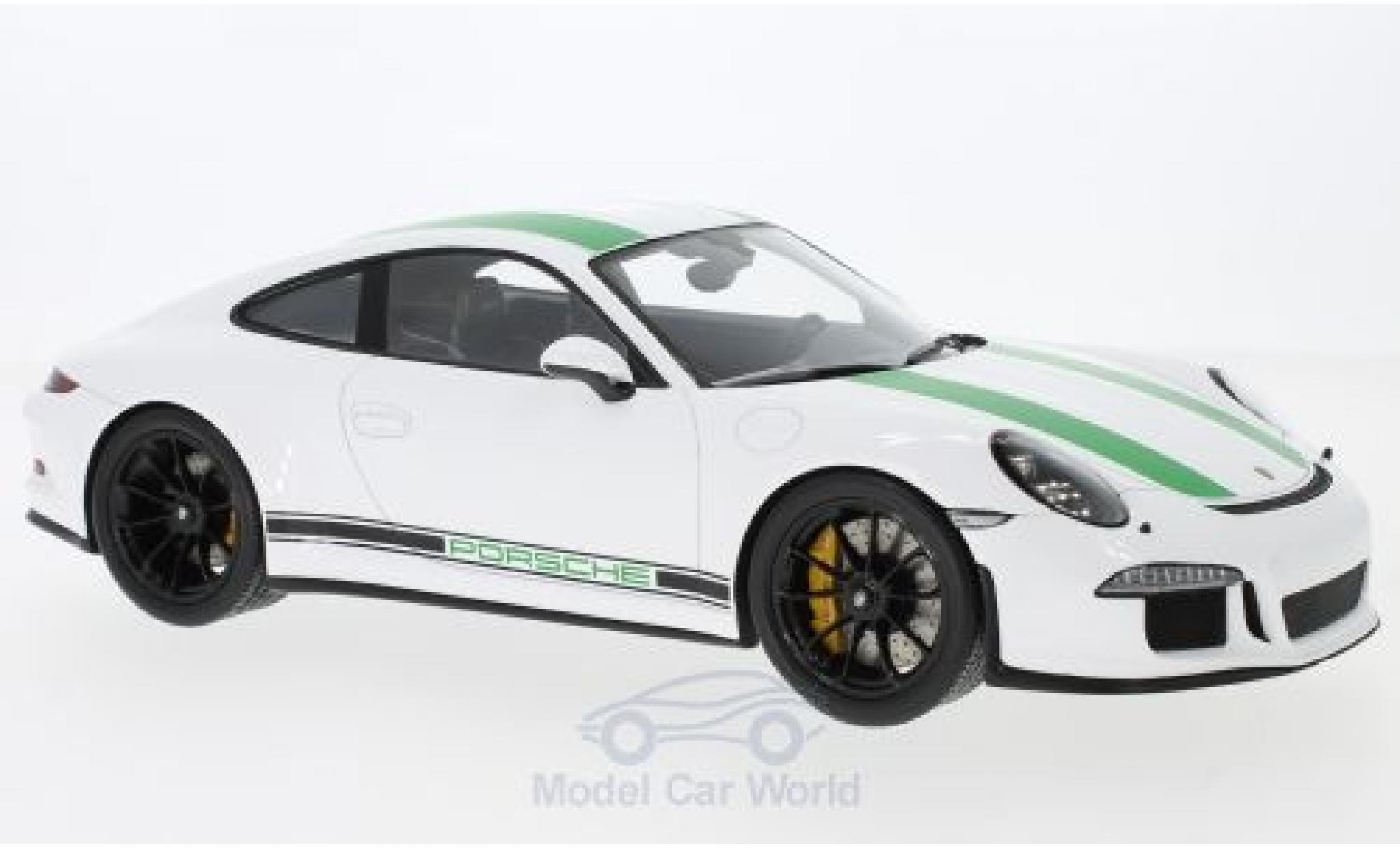 Porsche 991 SC 1/18 Spark R bianco 2017