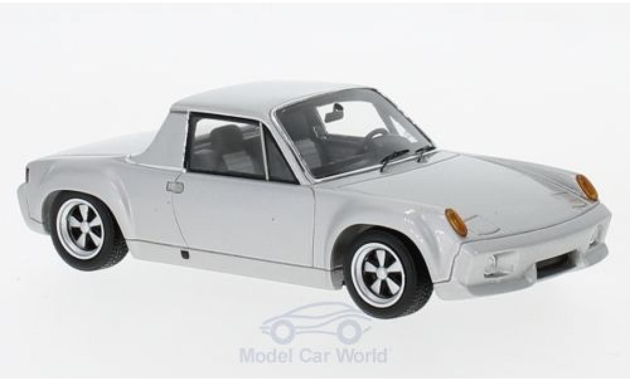 Porsche 916 1/43 Spark grise 1972