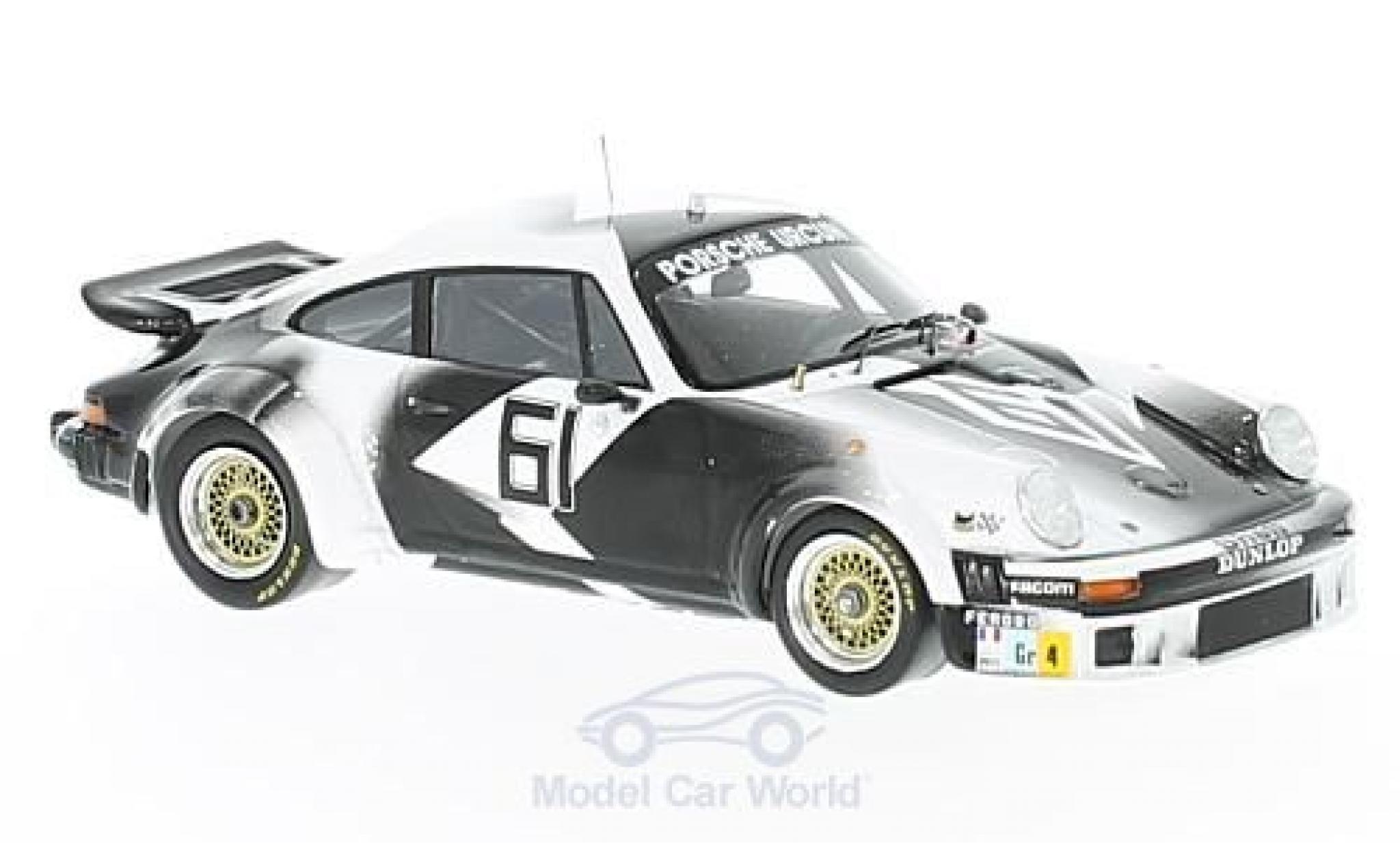 Porsche 934 1/43 Spark No.61 Auto Daniel Urcun 24h Le Mans 1978 G.Chasseuil/J.C.Lefebvre/M.Mignot