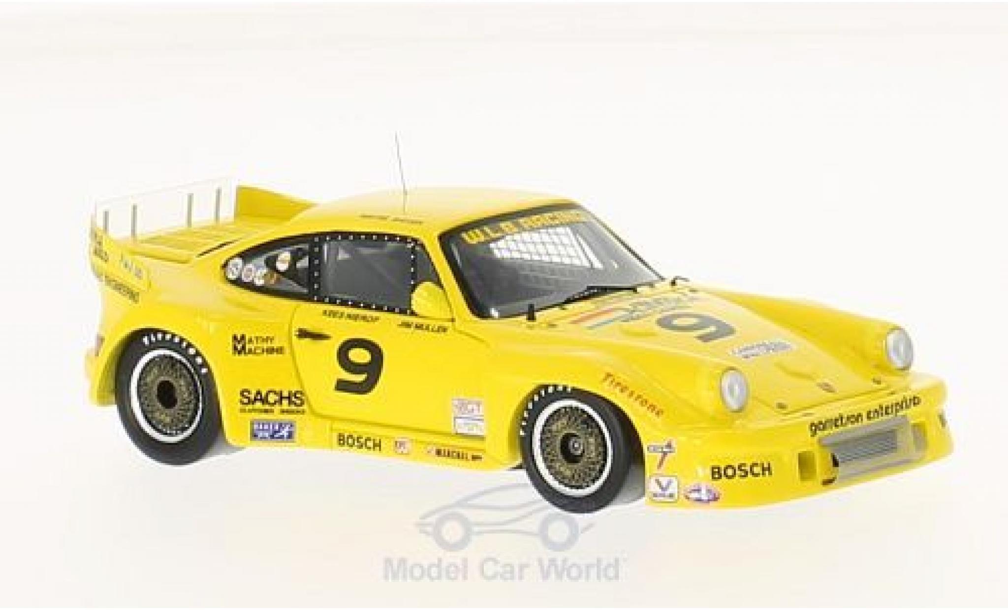 Porsche 934 1/43 Spark No.9 12h Sebring 1983 W.Baker/J.Mullen/K.Nierop