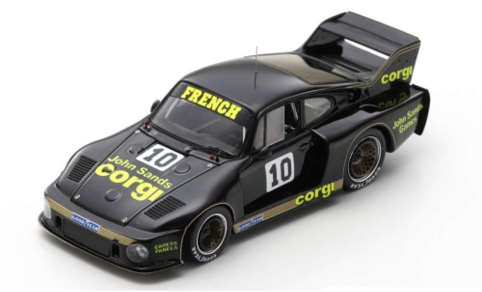Porsche 935 1/43 Spark No.10 Australian GT Championship Adelaide 1982 R.French