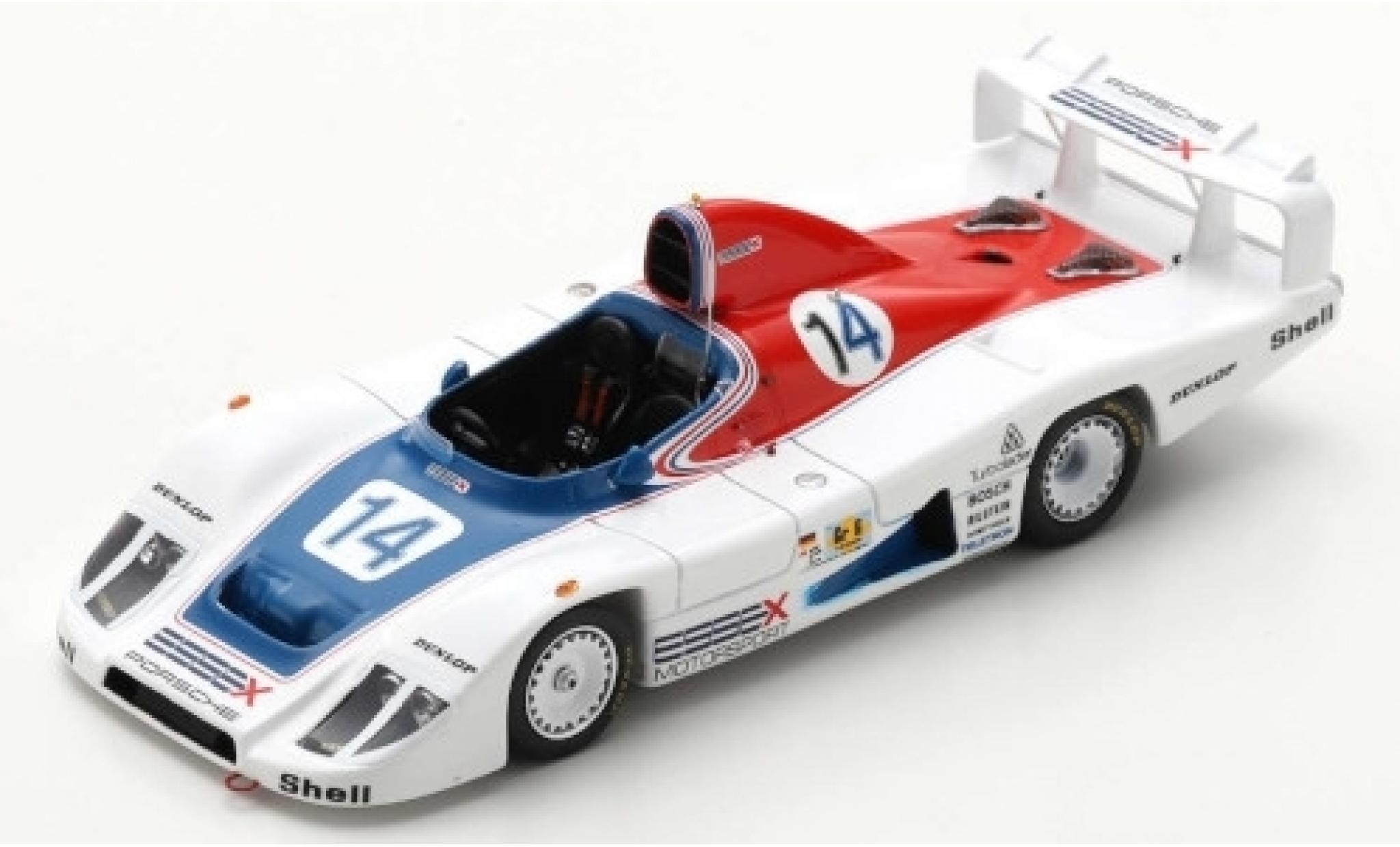 Porsche 936 1979 1/43 Spark RHD No.14 Essex Motorsport 24h Le Mans B.Wollek/H.Haywood