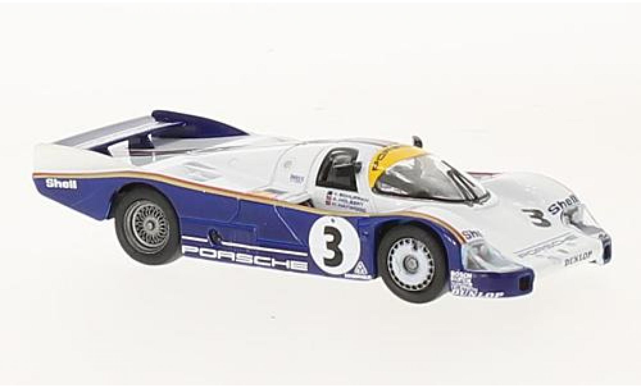 Porsche 956 1/64 Spark No.3 24h Le Mans 1983 A.Holbert/H.Haywood/V.Schuppan