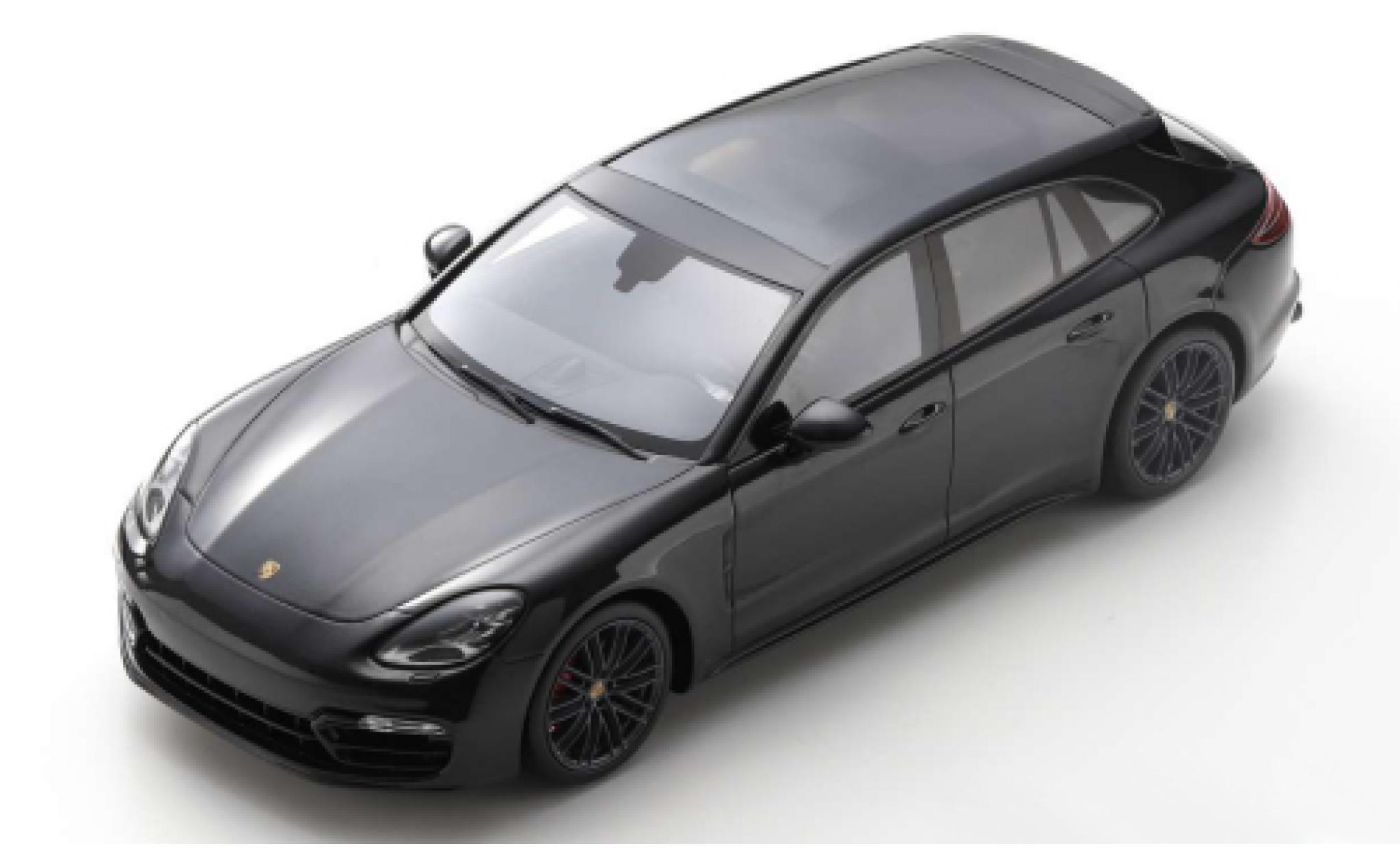 Porsche Panamera Sport Turismo 1/18 Spark GTS black 2018