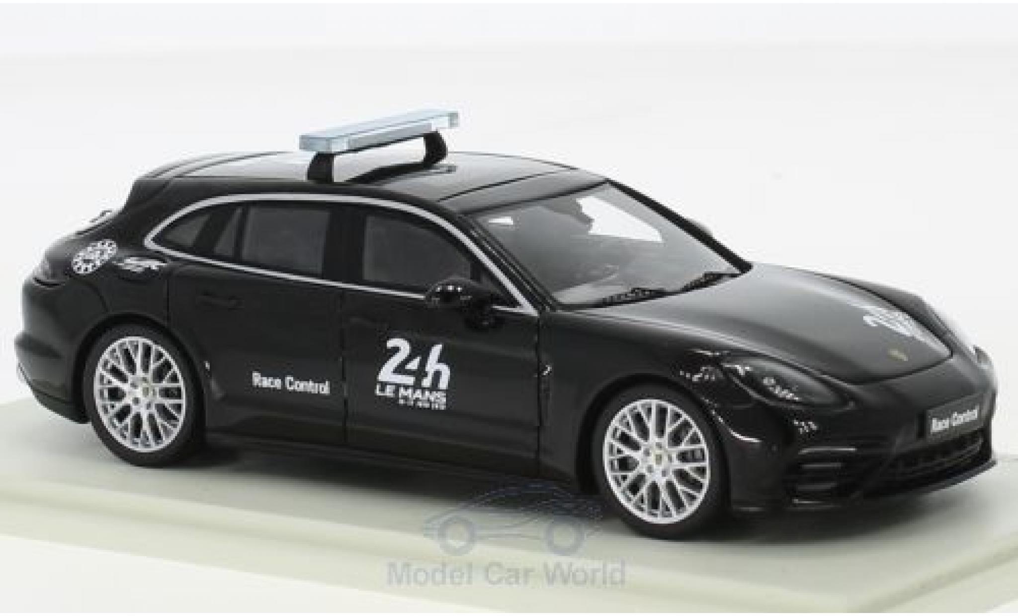 Porsche Panamera 1/43 Spark Sport Turismo 24h Le Mans 2018 Race Control