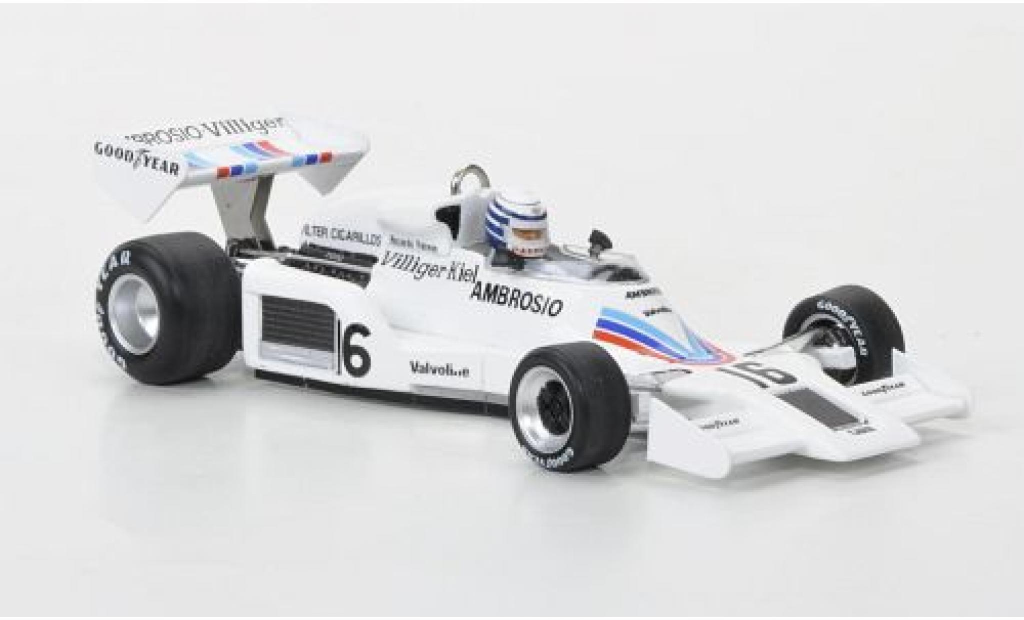 Shadow DN8 1/43 Spark No.16 Formel 1 GP Japan 1977 /R.Patrese